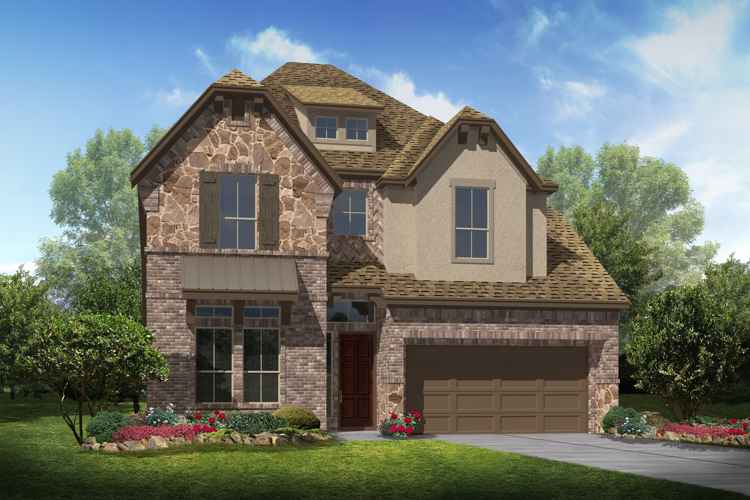 Single Family for Sale at Parkway Terrace - Spencer 2109 Westbourne Park Drive Houston, Texas 77077 United States