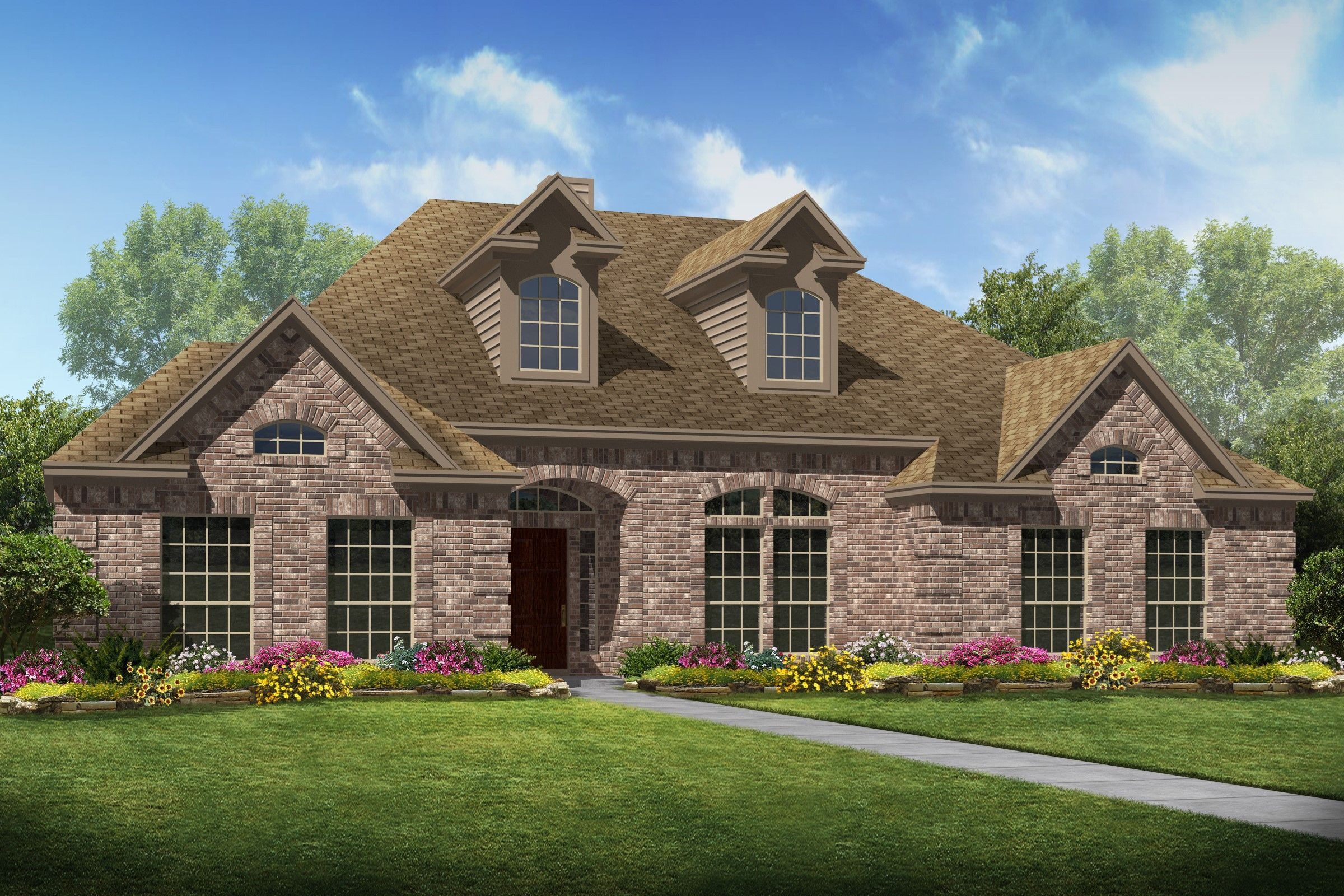 Single Family for Sale at Shefield 14827 Thunder Bay Row, Homesite 19 Baytown, Texas 77523 United States