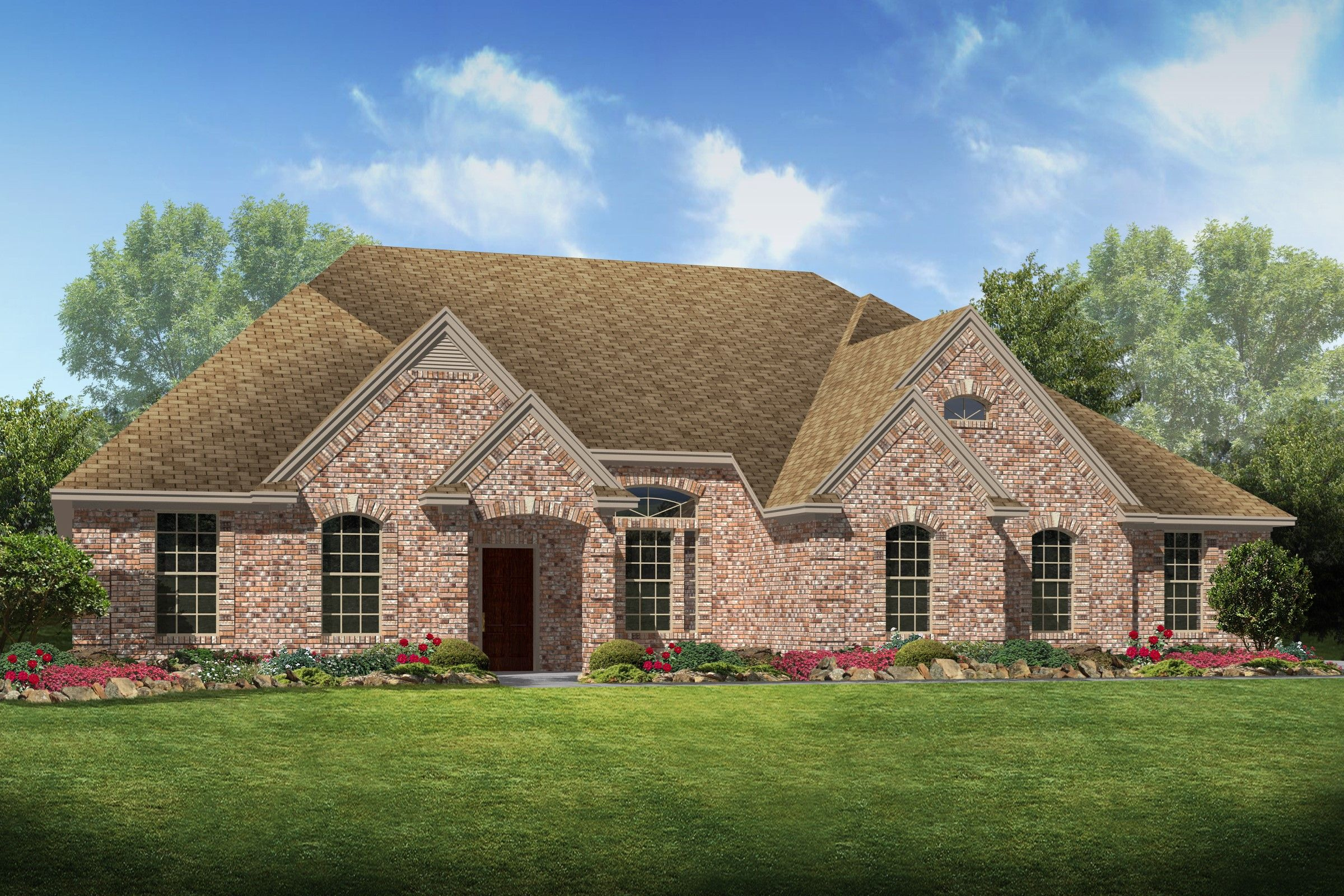 Single Family for Sale at Sellers Station - Jackson 6218 Sundown Lane Baytown, Texas 77523 United States