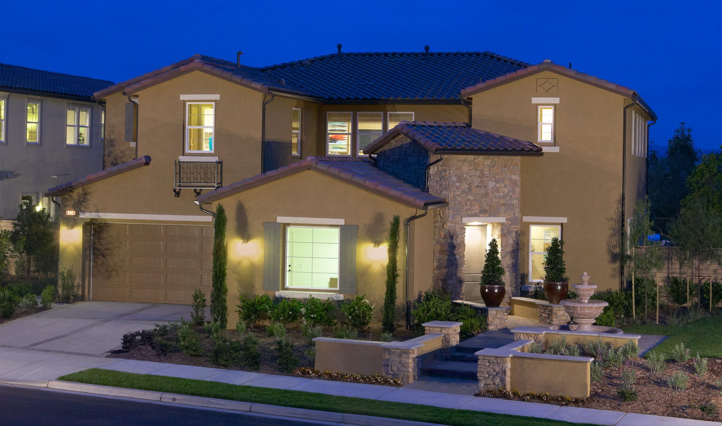 Single Family for Sale at The Estates Collection At Meridian Hills - Rosecliff 6824 Shadow Wood Drive Moorpark, California 93021 United States