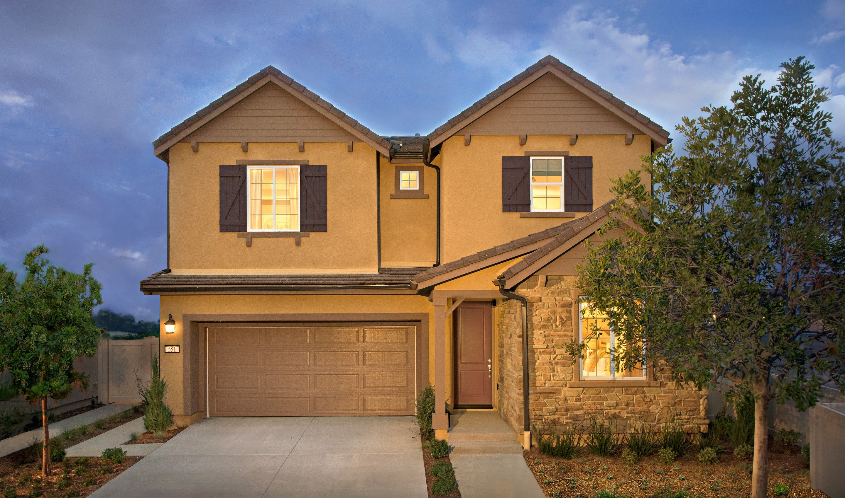 Single Family for Sale at Reef 551 Owens River Drive, Homesite 442 Oxnard, California 93036 United States