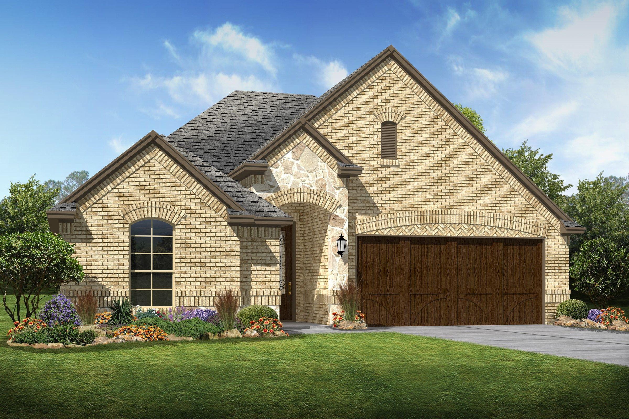 K hovnanian r homes berkshire laredo 1252627 fort for Laredo home builders