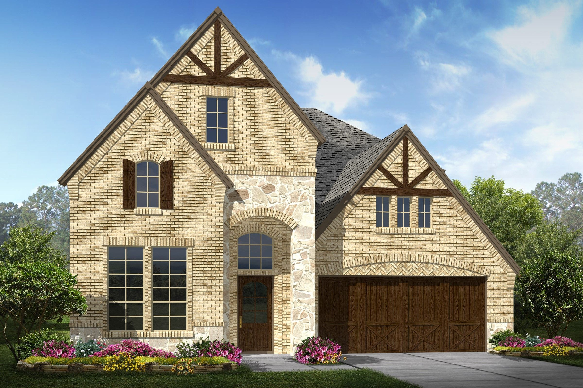 Single Family for Sale at Glade Parks - Langston 2608 San Jacinto Drive Euless, Texas 76039 United States