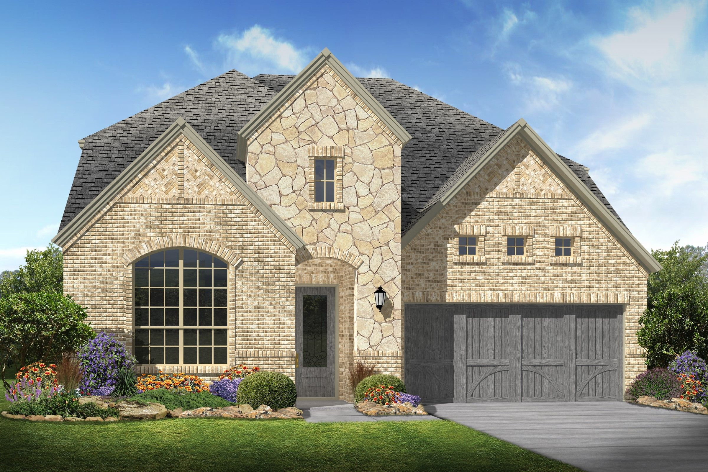 Single Family for Sale at Stonebriar 1412 Fort Davis Drive, Homesite C-24 Euless, Texas 76039 United States