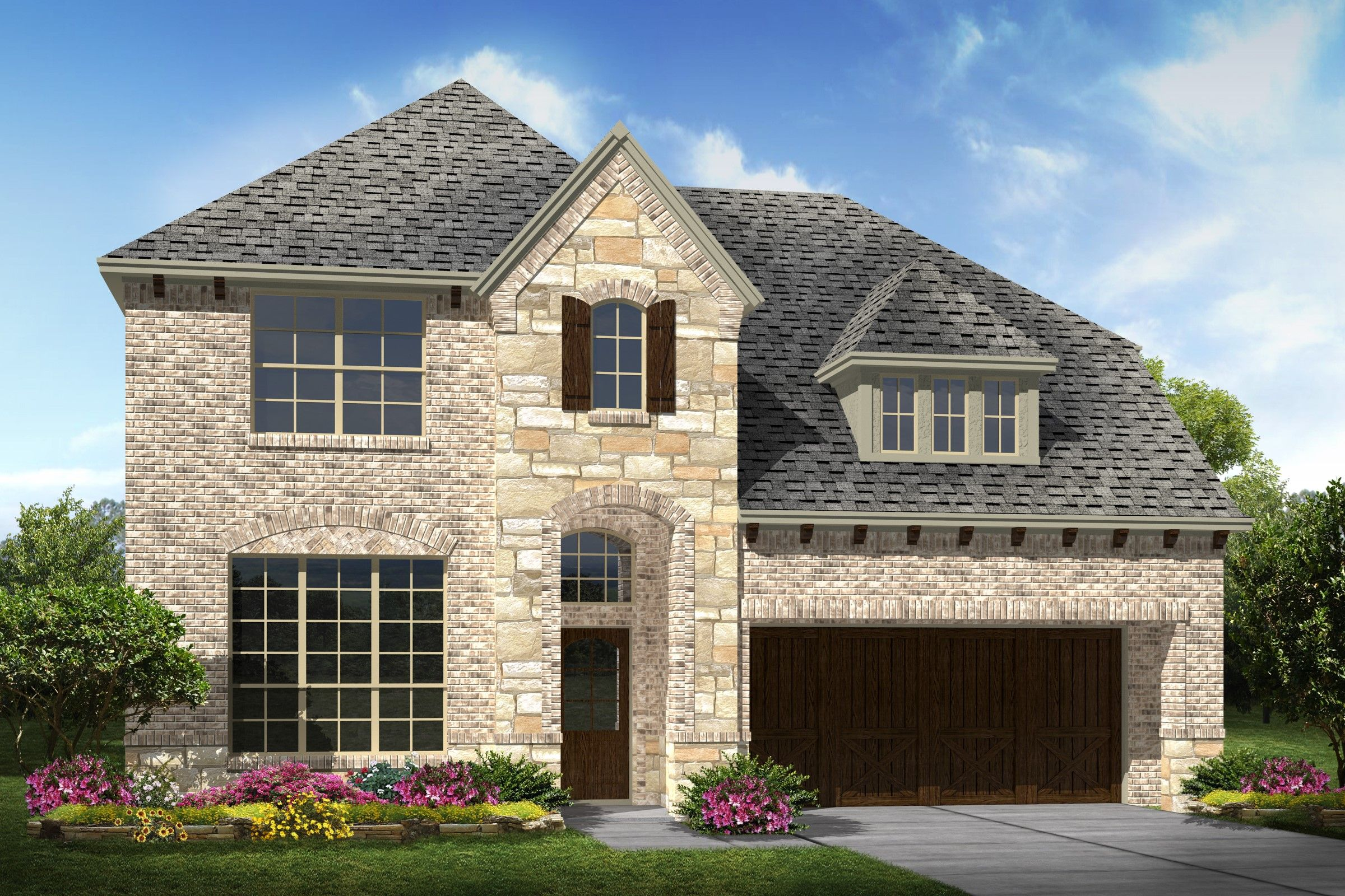 Single Family for Sale at Glade Parks - Summerwood 2608 San Jacinto Drive Euless, Texas 76039 United States