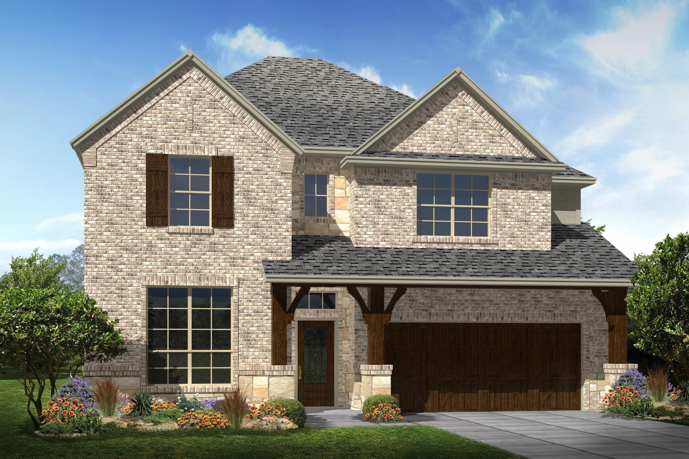 1418 Medina Trail, Homesite D-25, Euless, TX Homes & Land - Real Estate