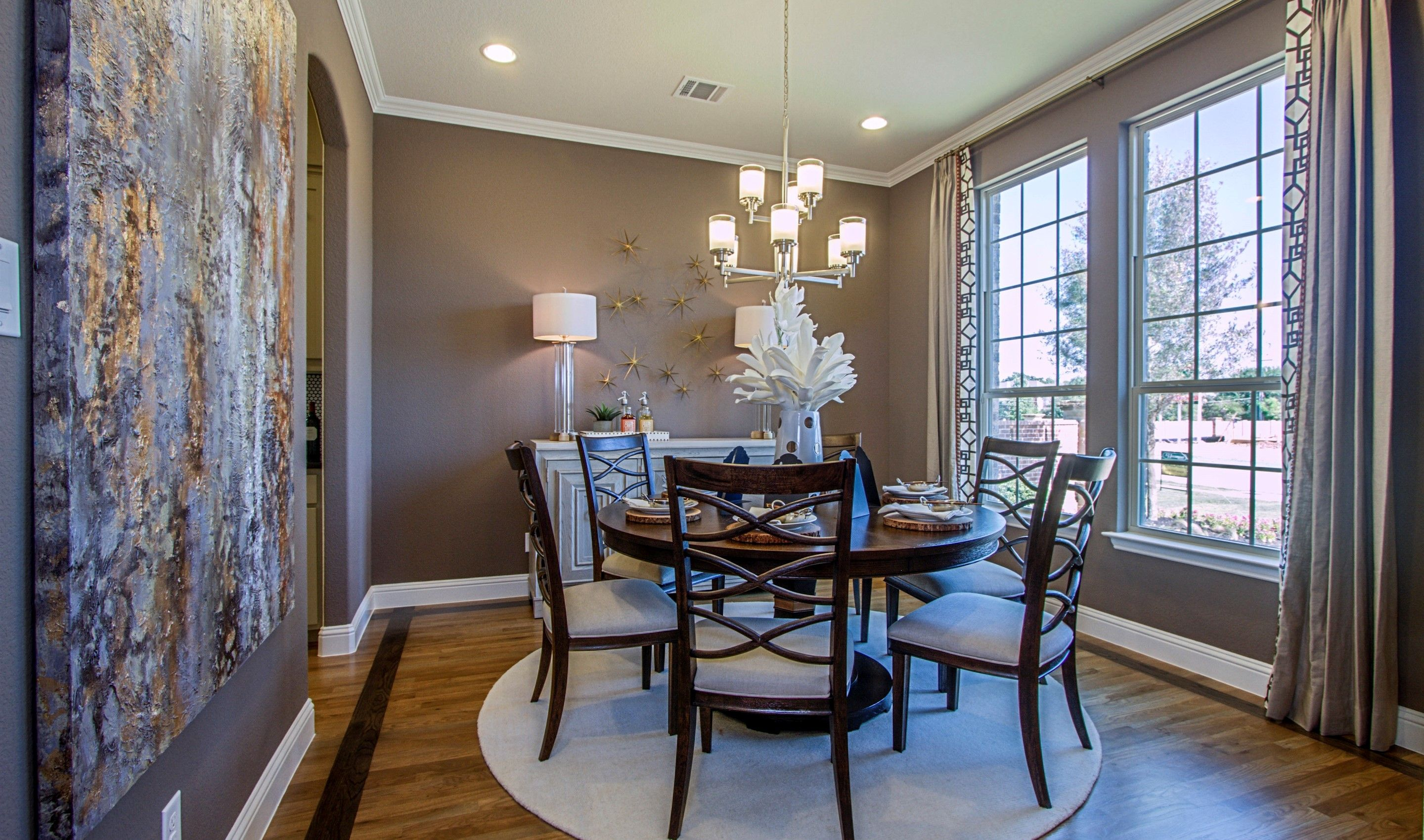 Single Family for Sale at Prestondale 627 Paint Creek Court, Homesite C-1 Murphy, Texas 75094 United States