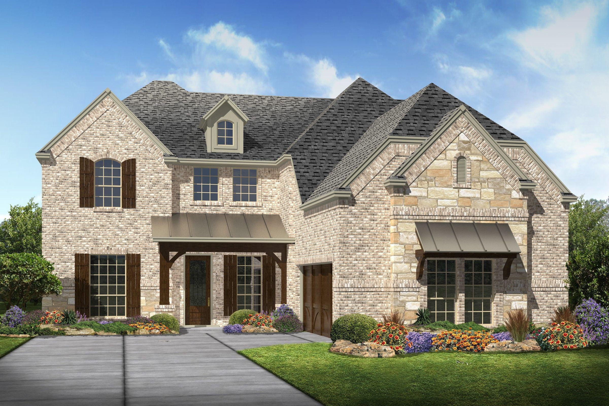 Single Family for Sale at Oakview Iii 1105 Prairie Ridge Lane Fort Worth, Texas 76115 United States