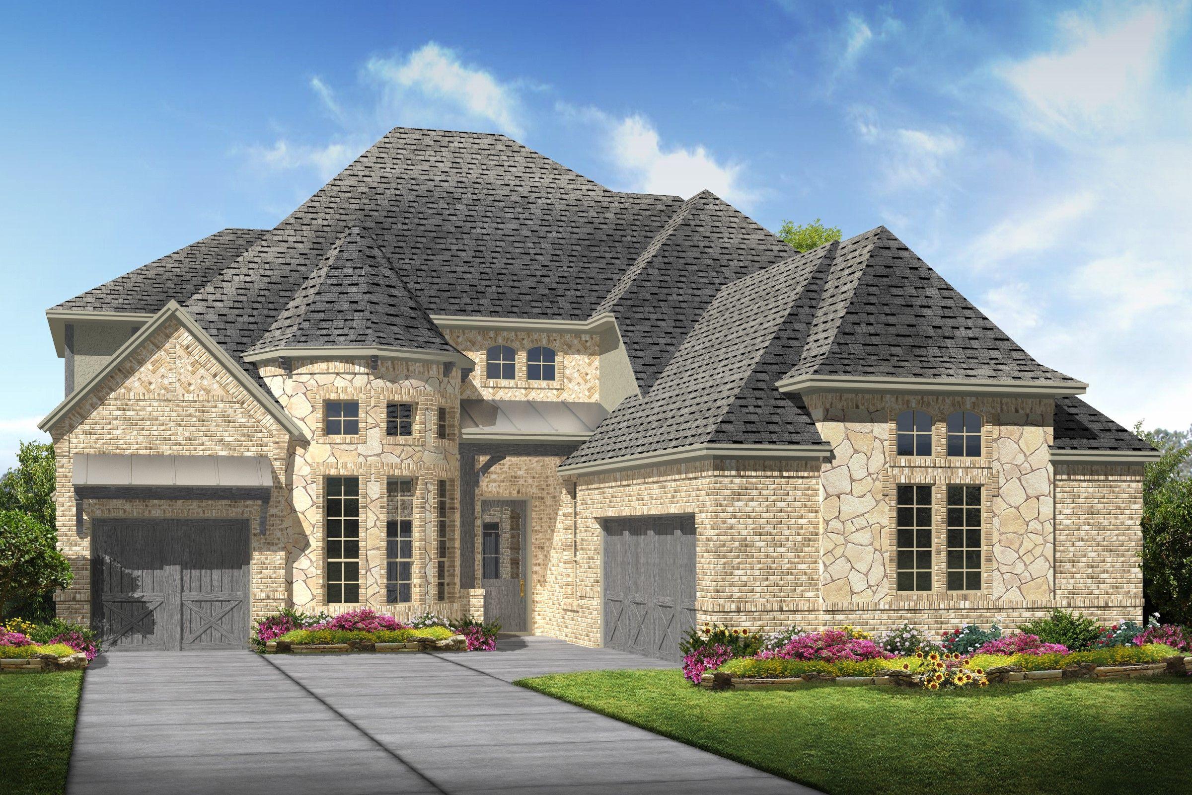Single Family for Sale at Alden Ii 1028 Prairie Ridge Lane, Homesite 57-14 Fort Worth, Texas 76115 United States