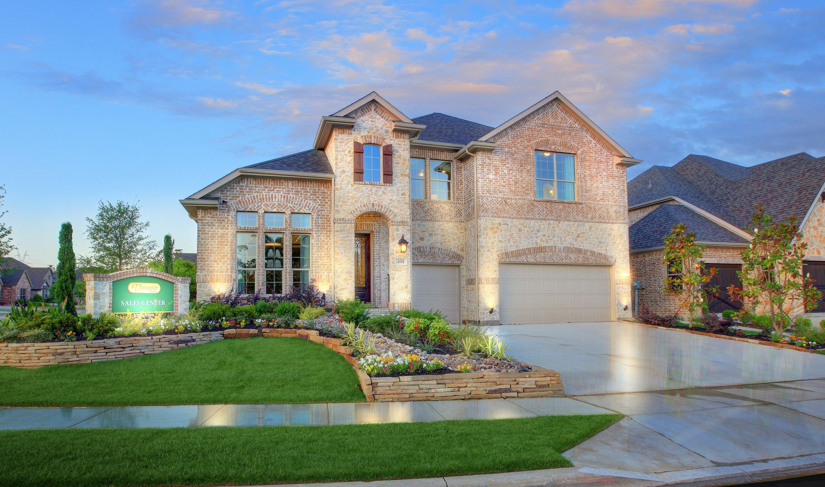 Single Family for Sale at Kingswood Ii 3006 Charles Drive, Homesite A-11 Wylie, Texas 75098 United States
