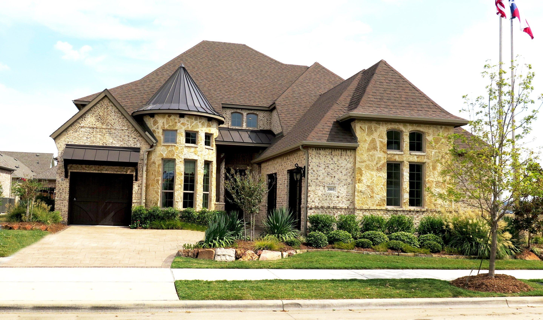 Single Family for Sale at Westlake 1101 Prairie Ridge Lane Fort Worth, Texas 76155 United States