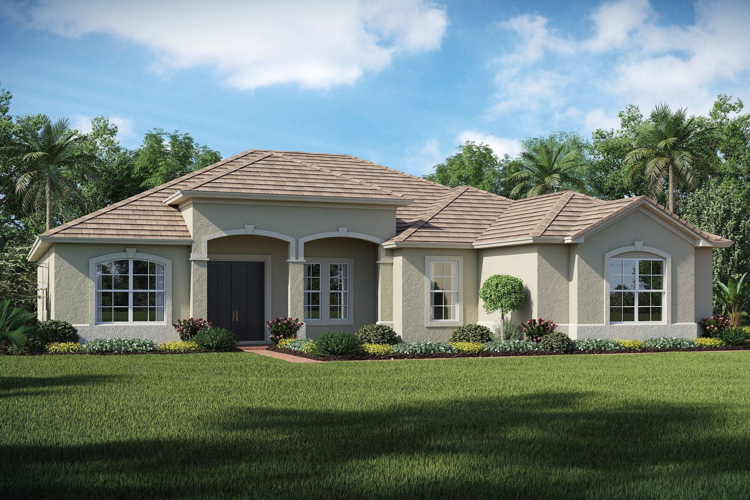 Single Family for Sale at Islamorada Ii 31754 Red Tail Boulevard, Homesite 239 Sorrento, Florida 32776 United States