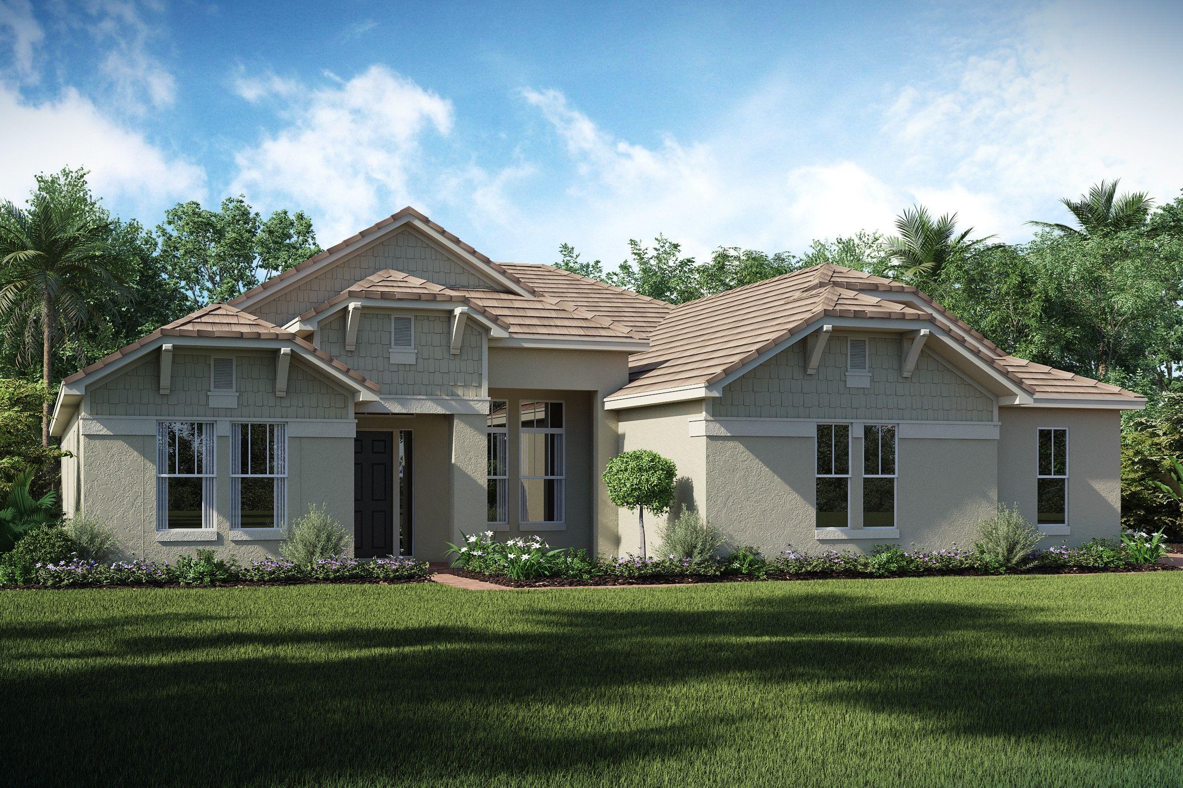 Single Family for Sale at Gosford 31746 Red Tail Blvd, Homesite 238 Sorrento, Florida 32776 United States