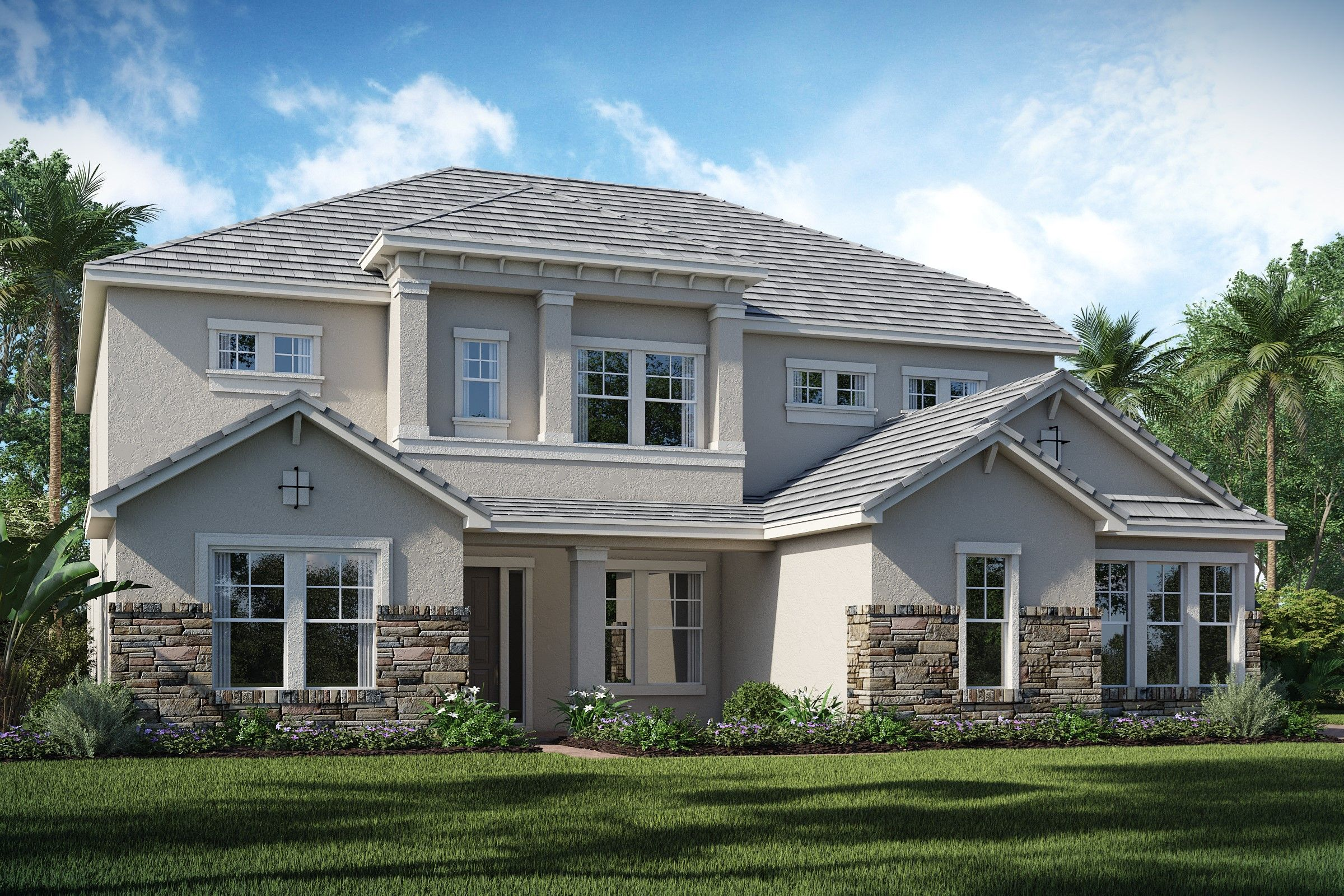 summerlake new homes in winter garden fl by k hovnanian homes