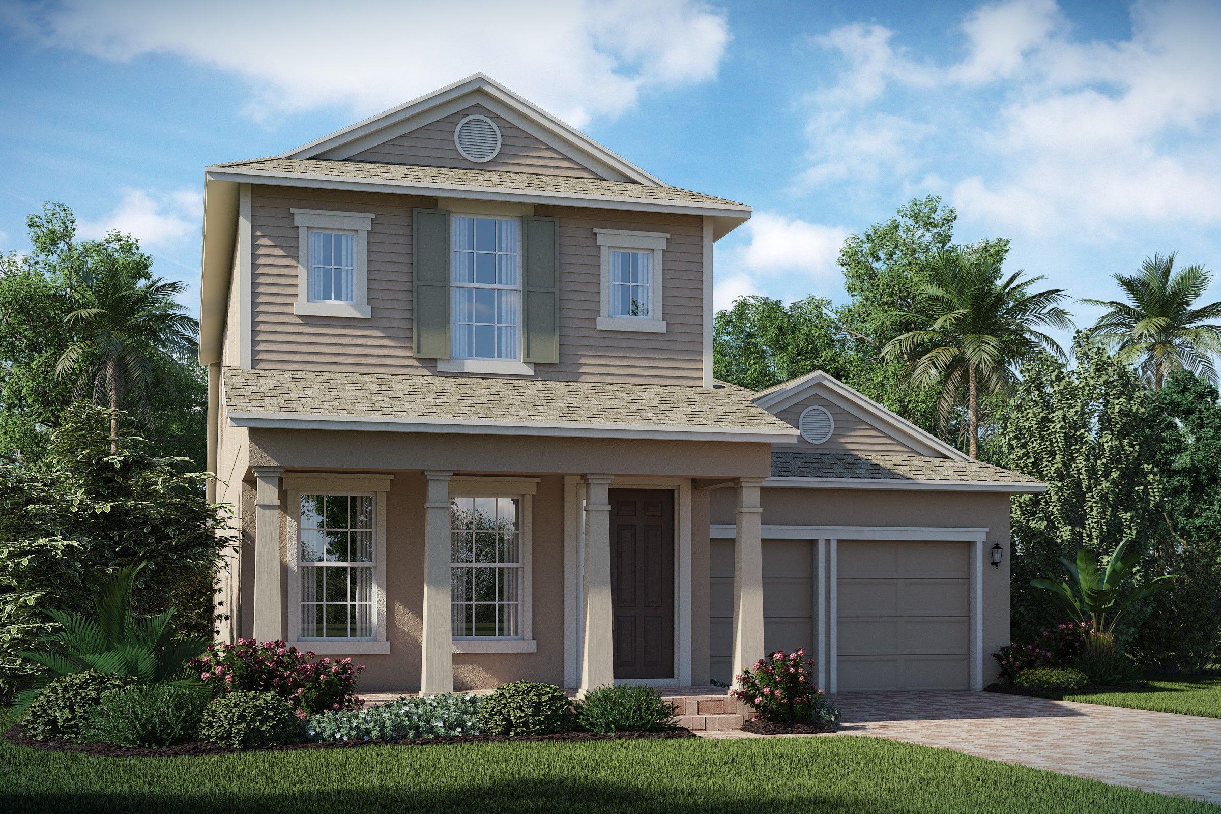 15496 Sweet Orange Avenue Homesite 121 Winter Garden Fl 34787 New Home In The Highlands At