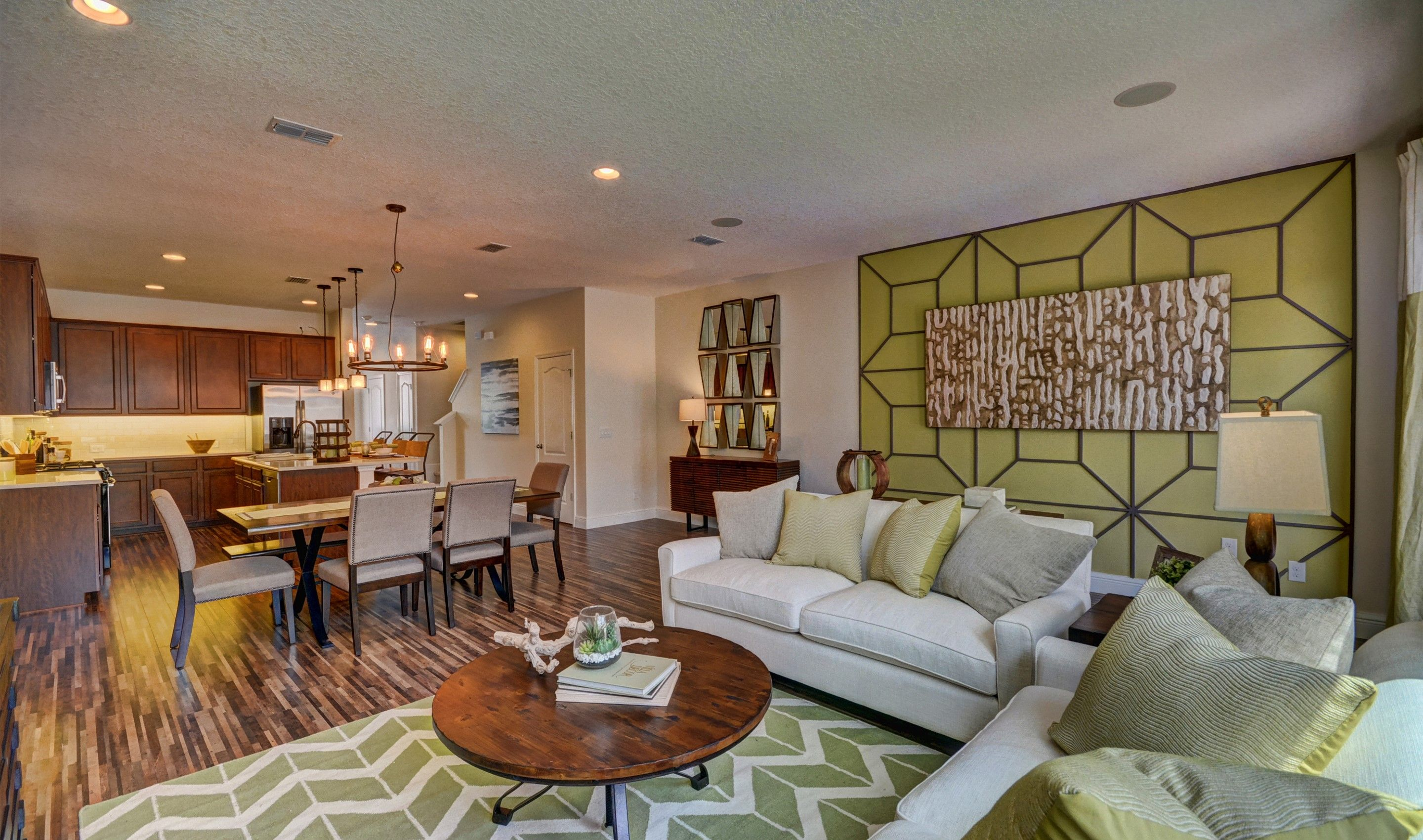 rio blanco the highlands at summerlake groves townhomes in winter