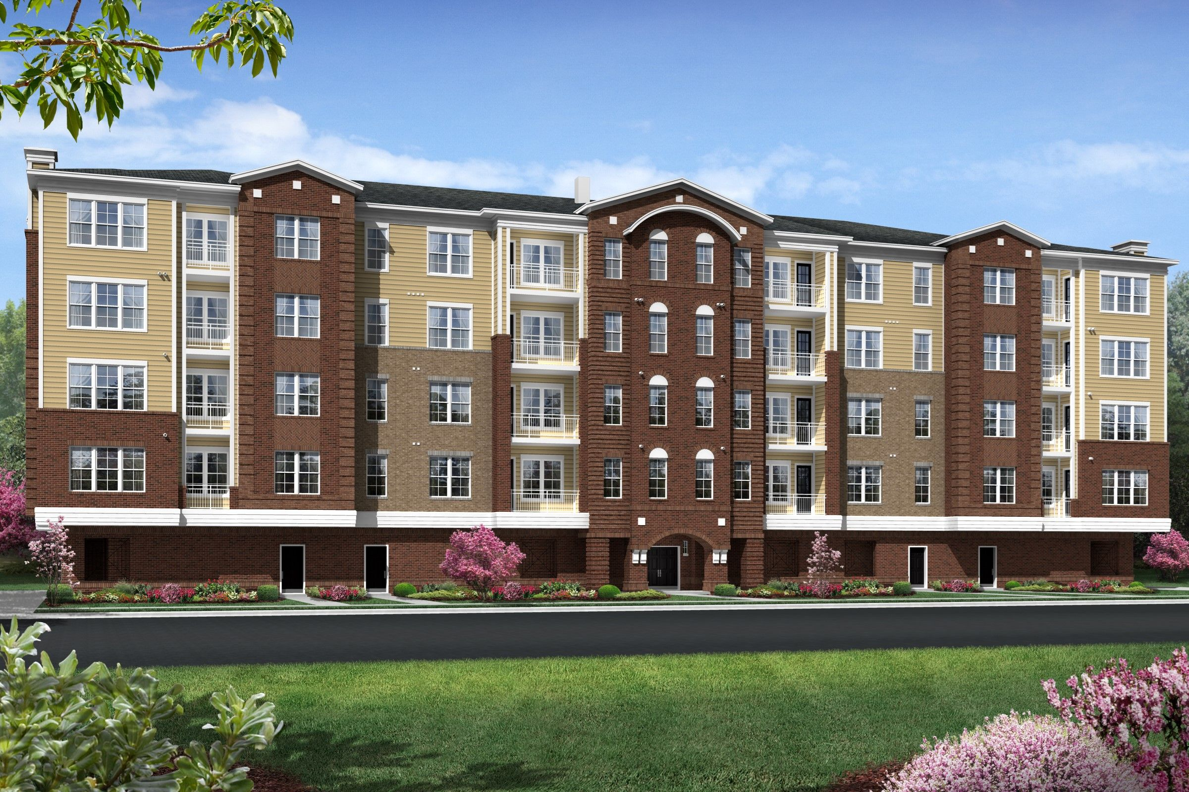Multi Family for Sale at Discovery Square - Armstrong 3160 John Glenn Street, Unit 209 Oak Hill, Virginia 20171 United States