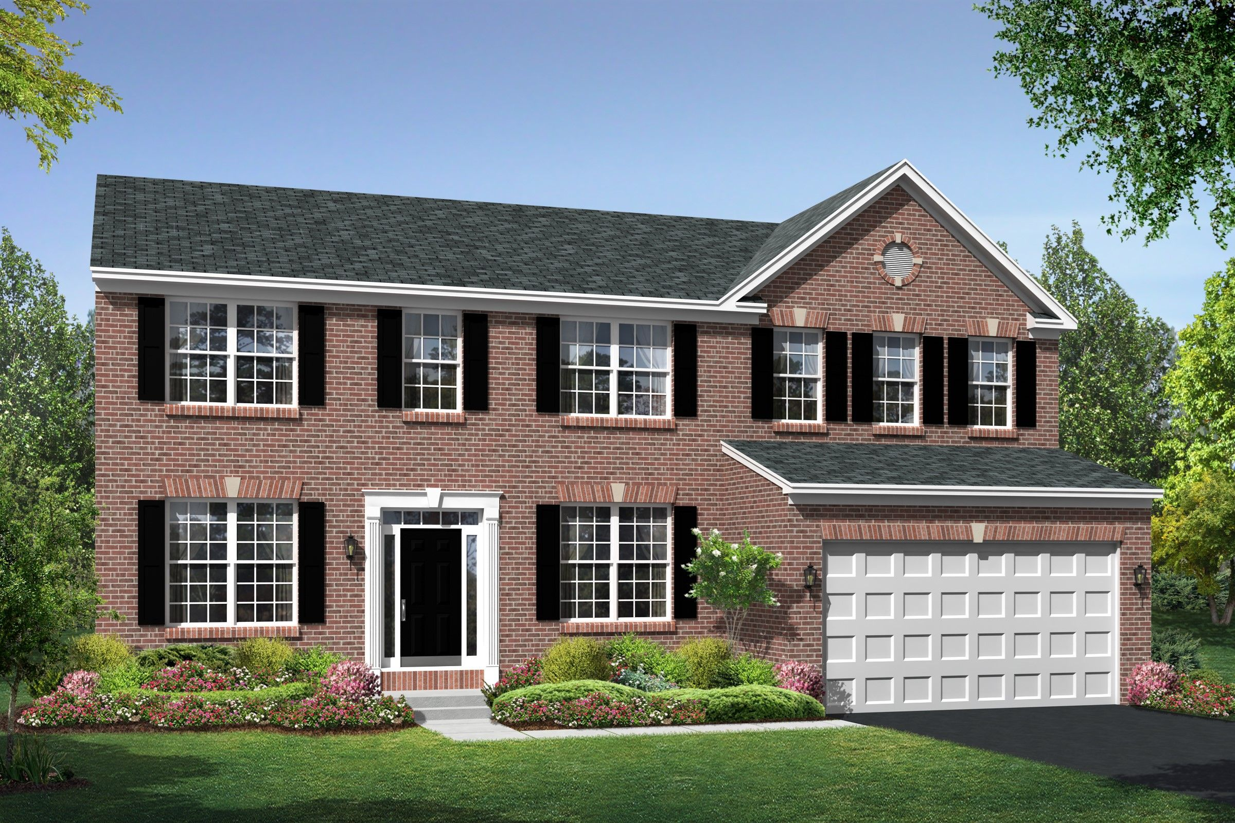 K hovnanian r homes cardinal view at eagles pointe for Modern homes for sale in maryland