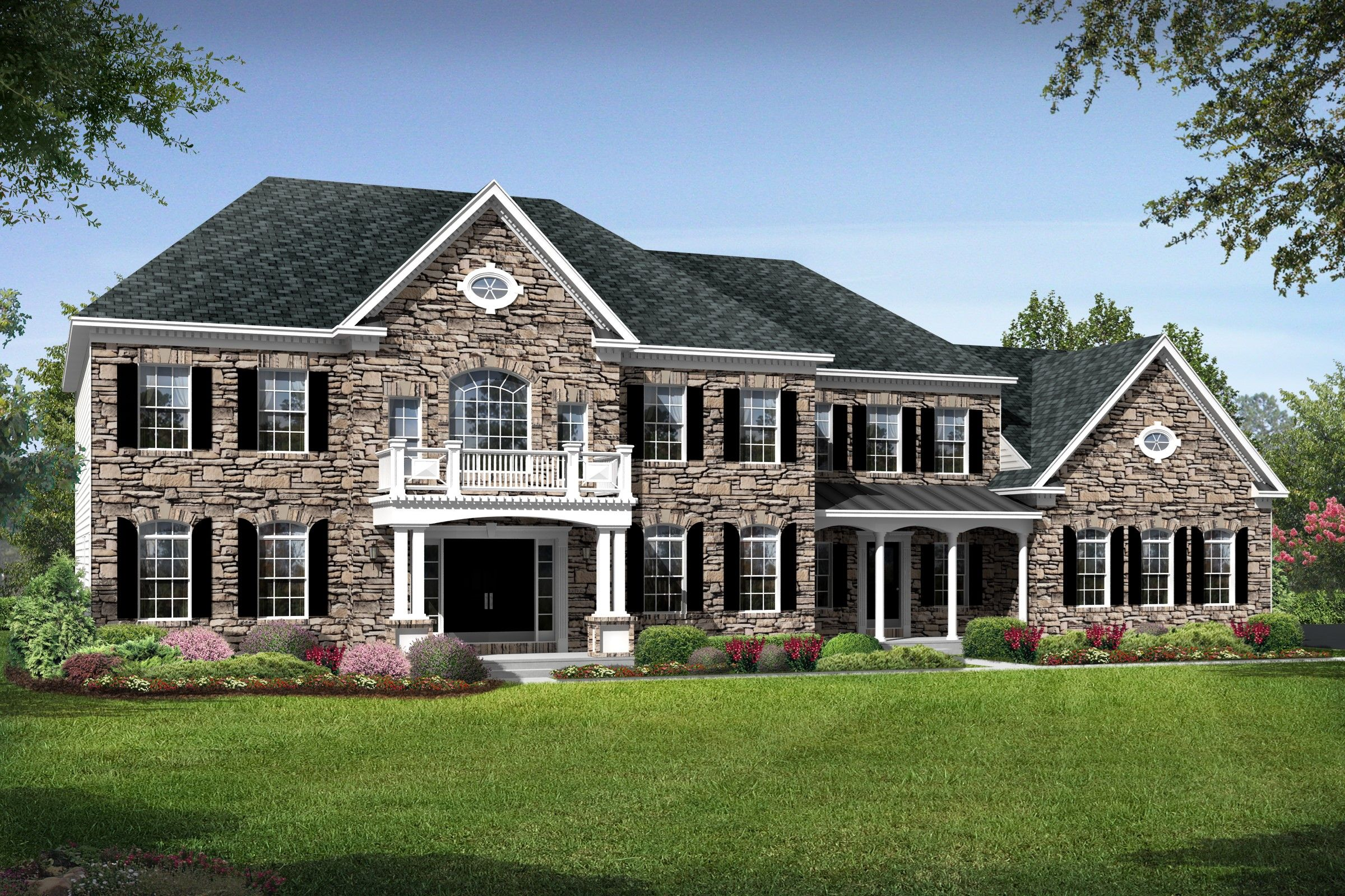 Single Family for Sale at Hunters Pond - Tara 16105 Hunters Pond Trail Centreville Centreville, Virginia 20120 United States