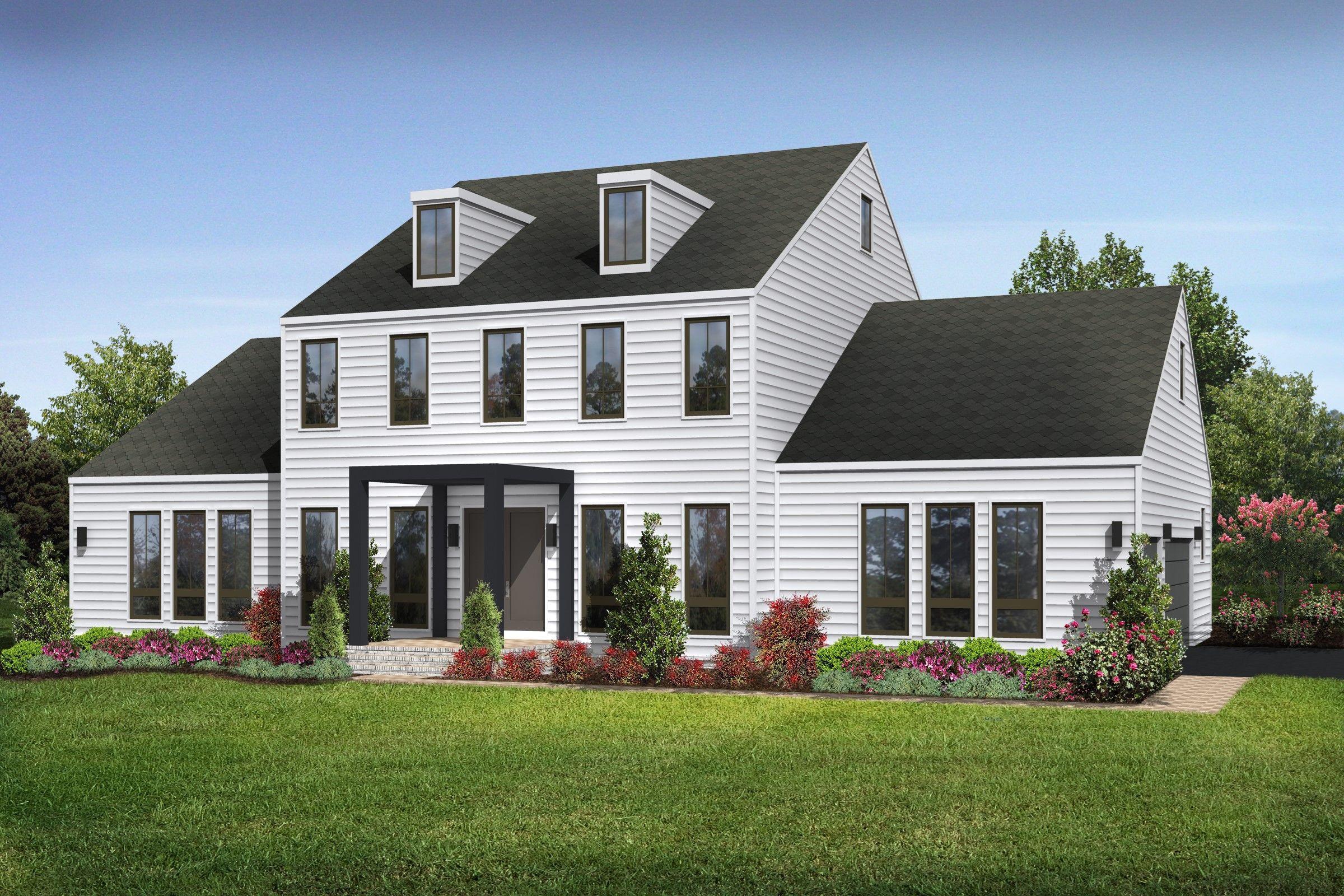 'Unique la famille' building or community at 'Line K at Thompson's Grant 964 Walker Road Ashburn, Virginia 20148 United States'