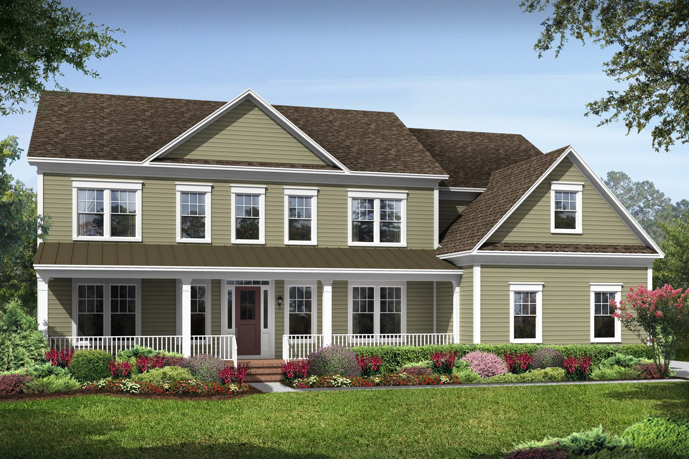 Real Estate at 23805 Weathervane Place, Ashburn in Loudoun County, VA 20148