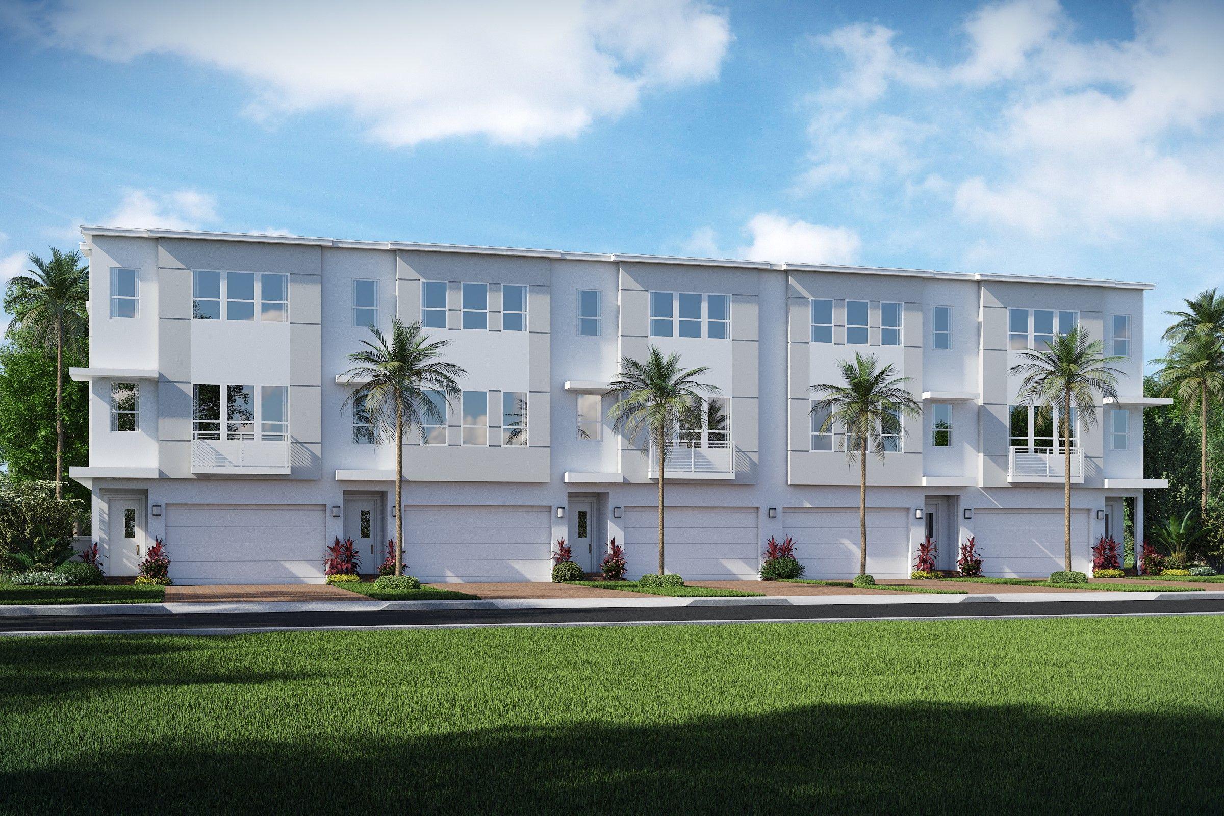 Multi Family للـ Sale في Selena 2900 Se 12th Terrace, Homesite 7 Fort Lauderdale, Florida 33334 United States