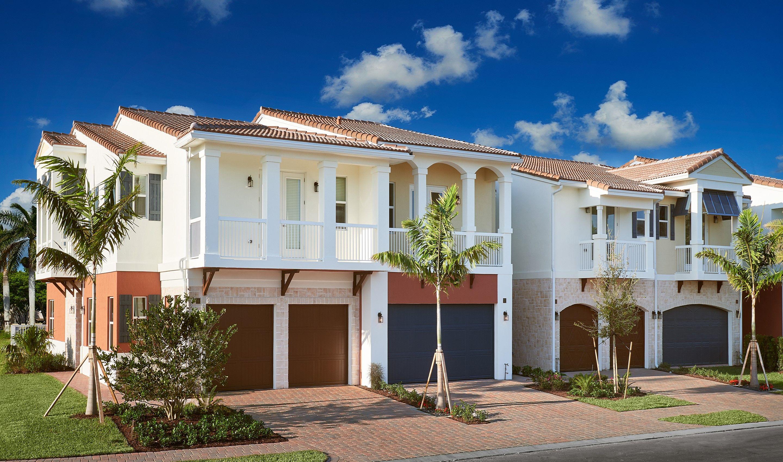 Plusieurs Familles pour l Vente à Pieta 100 Nw 69th Circle, Homesite 31 Boca Raton, Florida 33487 United States