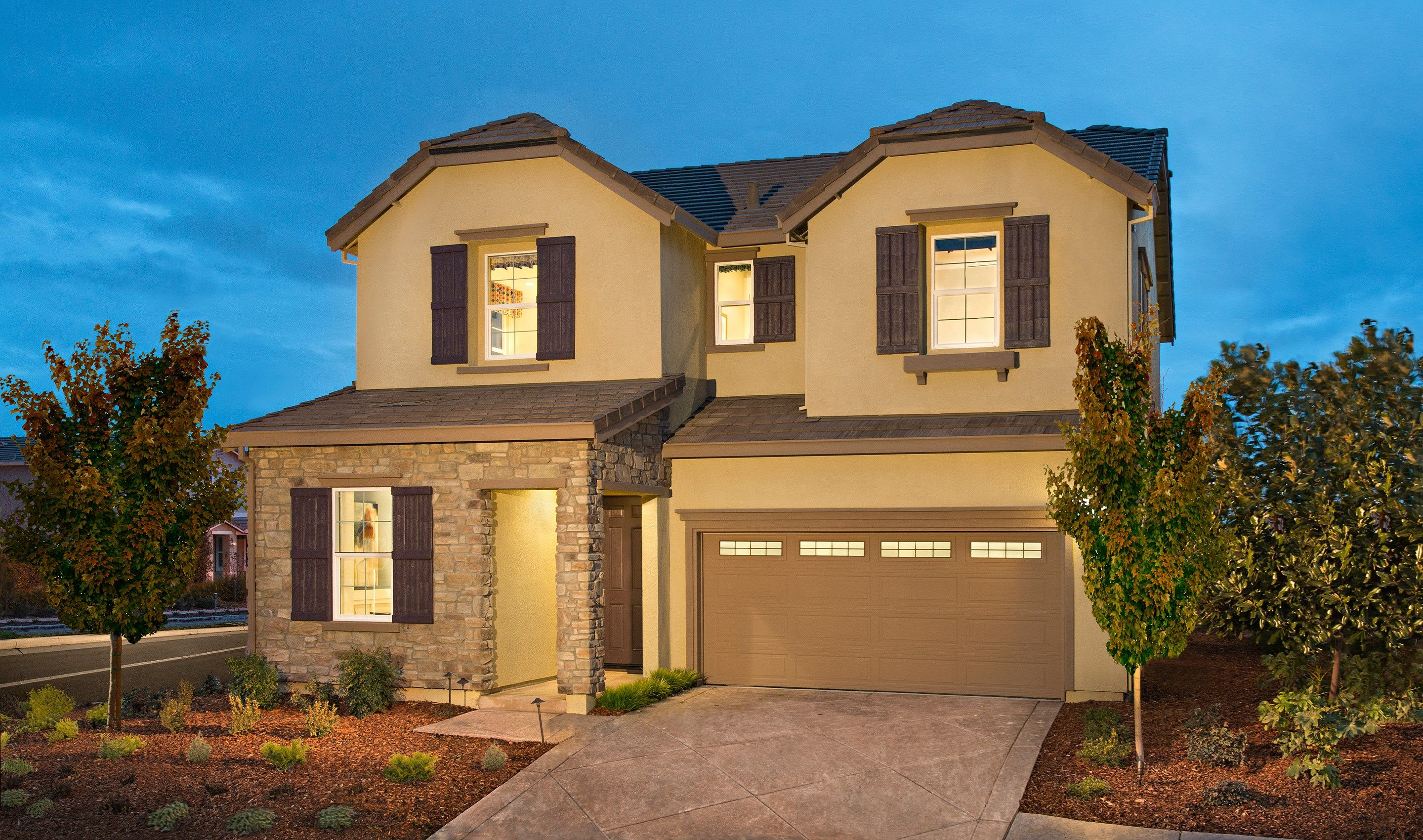 Single Family for Sale at Parkwalk At Westshore - Prairie 3700 Manera Rica Sacramento, California 95834 United States