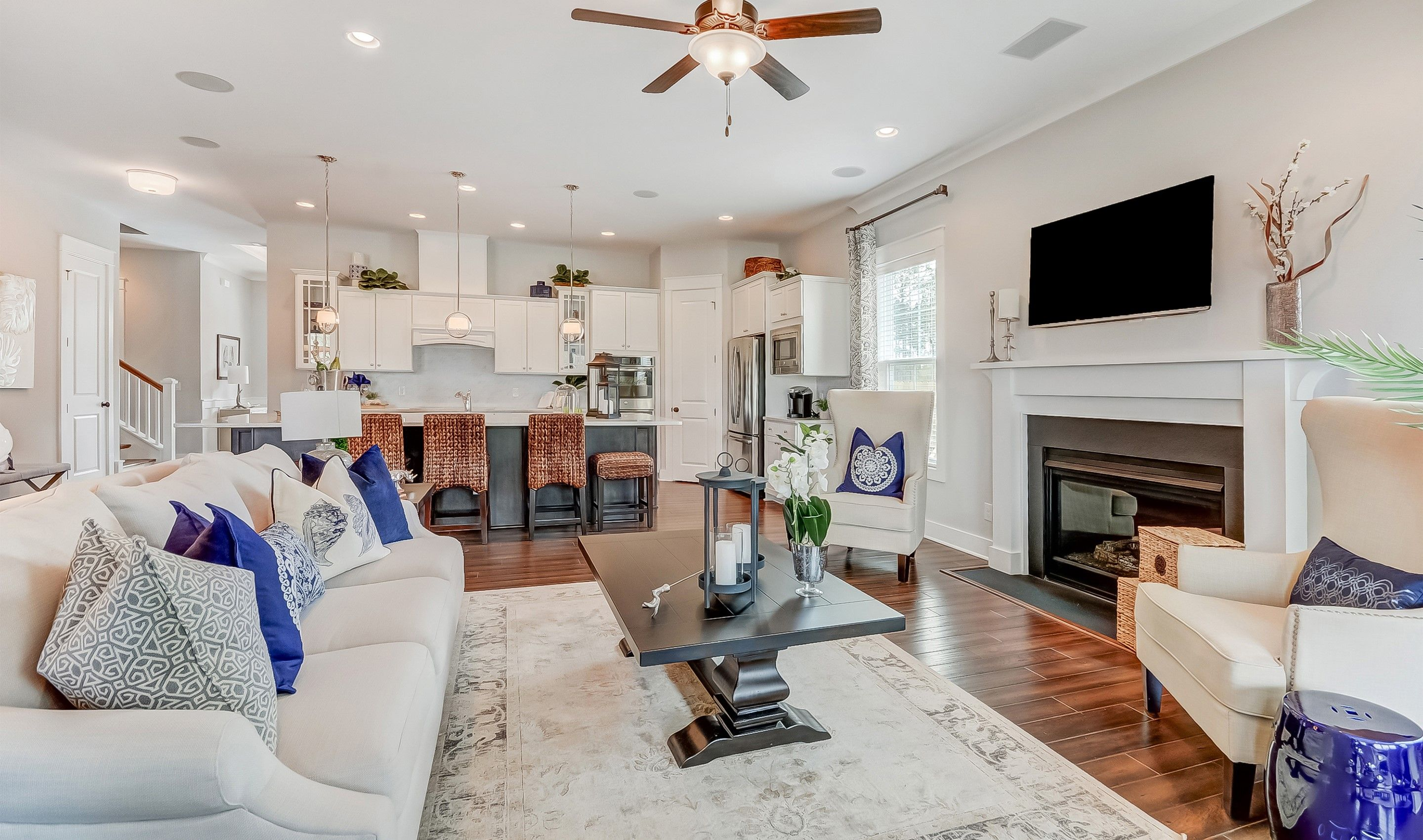 Single Family for Sale at Santorini Loft - Grove Collection 145 Bramswell Road, Homesite 665 Pooler, Georgia 31322 United States