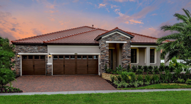 Single Family for Sale at Aruba 1374 Heritage Landings Drive, Homesite 5 Lakeland, Florida 33805 United States