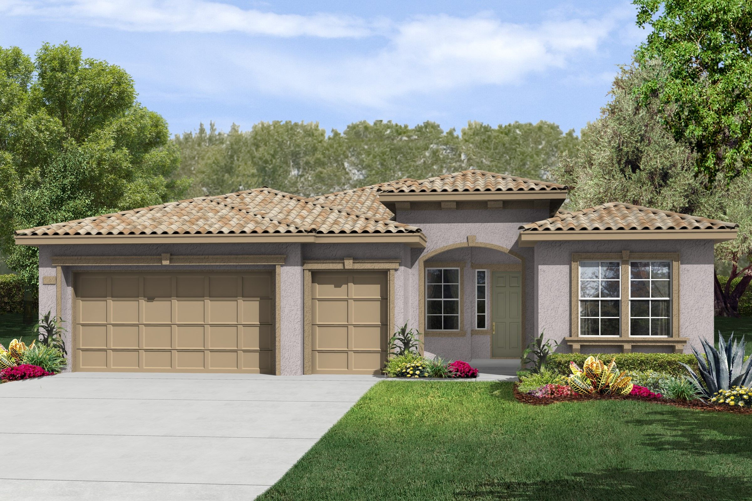 9908 stockholm place homesite 3 bakersfield ca new for Home builders bakersfield