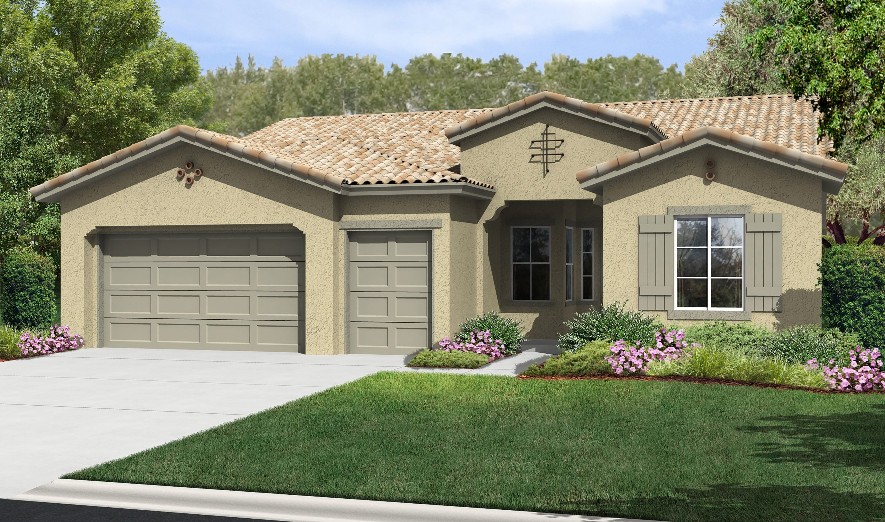 Single Family for Sale at K. Hovnanian's® Four Seasons At Beaumont - Montage 339 Enchanted Park North Beaumont, California 92223 United States