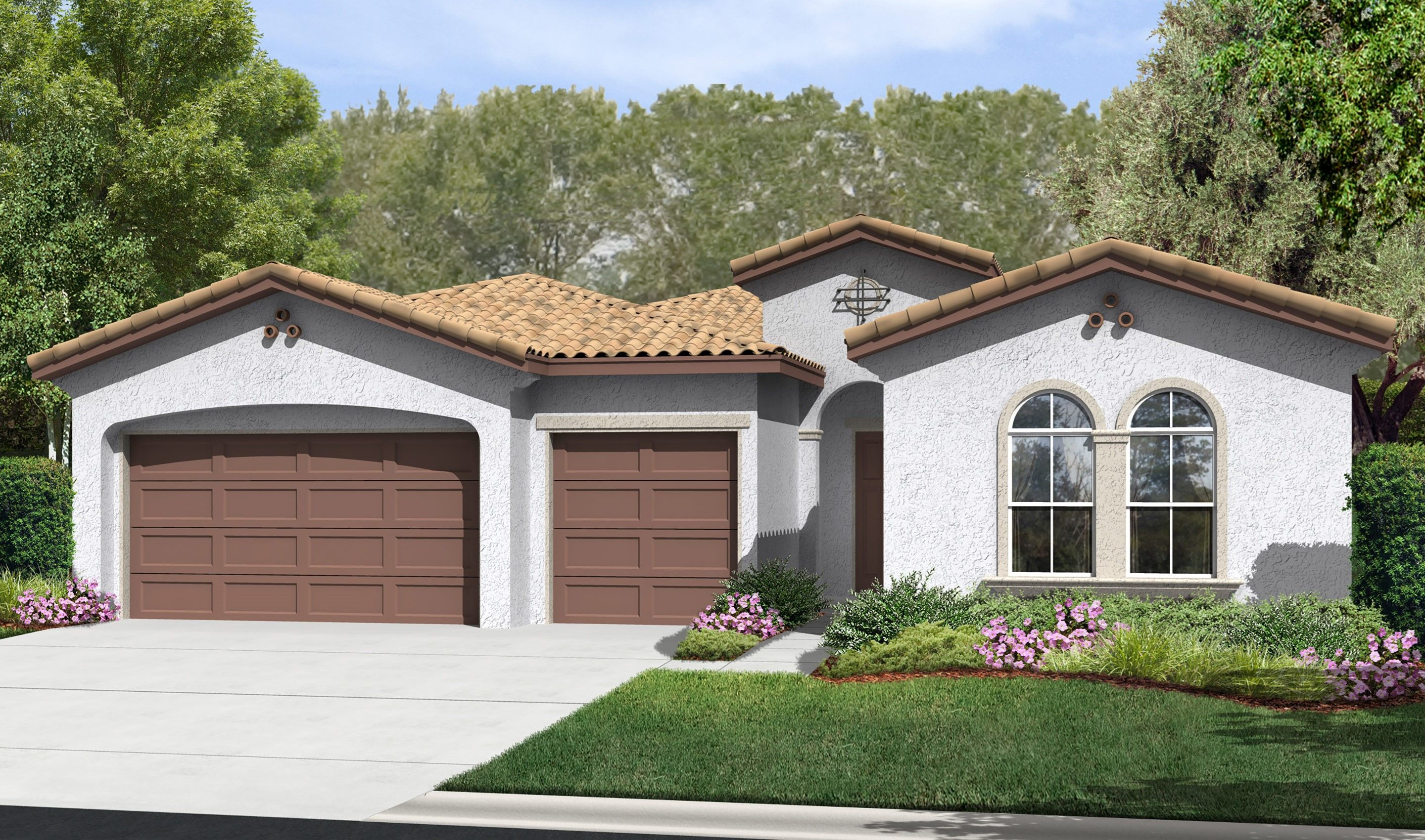 Single Family for Sale at K. Hovnanian's® Four Seasons At Beaumont - Lunette 339 Enchanted Park North Beaumont, California 92223 United States