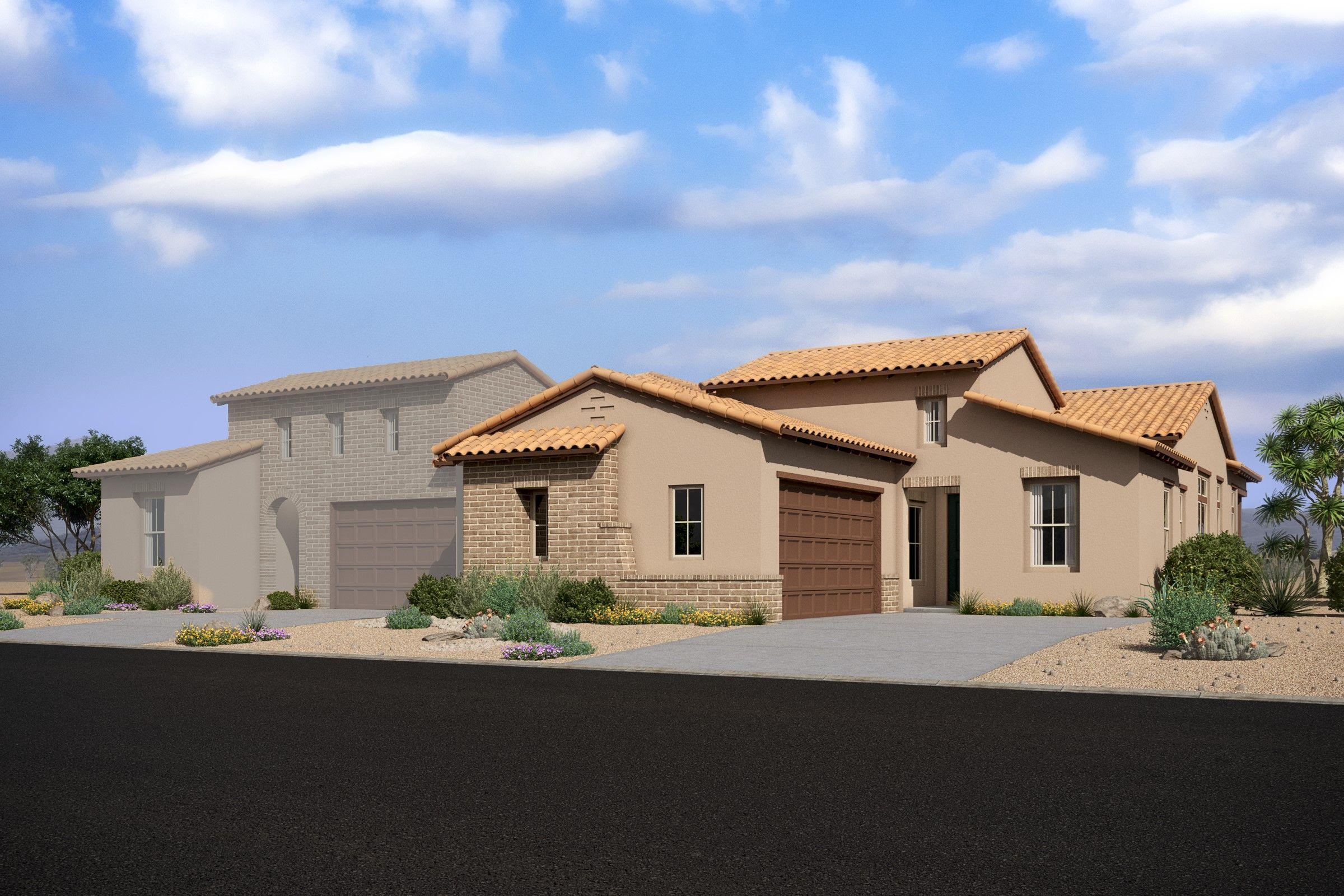 Multi Family للـ Sale في Ascent 26626 North 104th Place, Homesite 49 Scottsdale, Arizona 85255 United States
