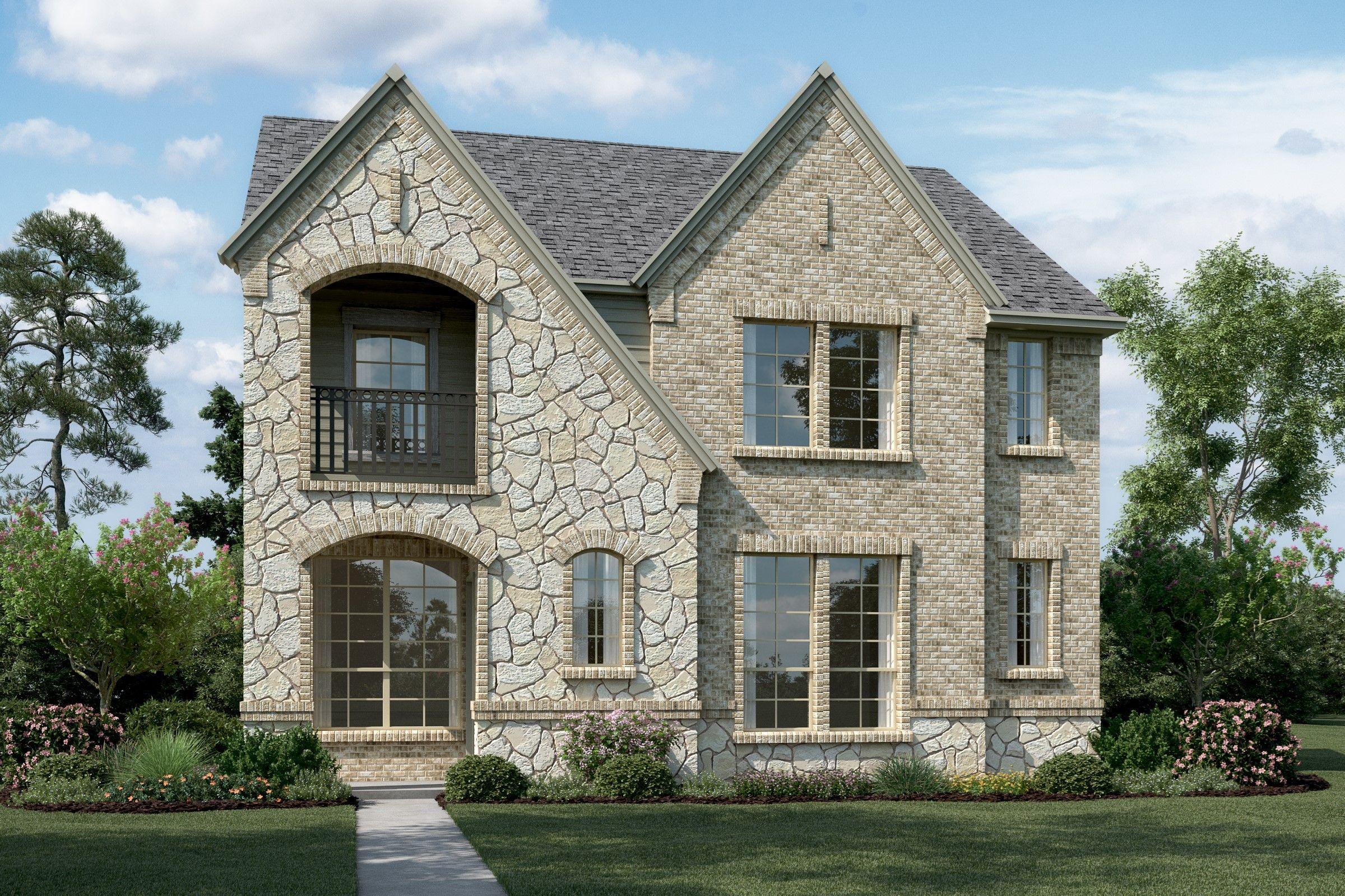 Single Family for Sale at Palisades - Addington Ii 2488 Castle Ridge Drive Richardson, Texas 75080 United States