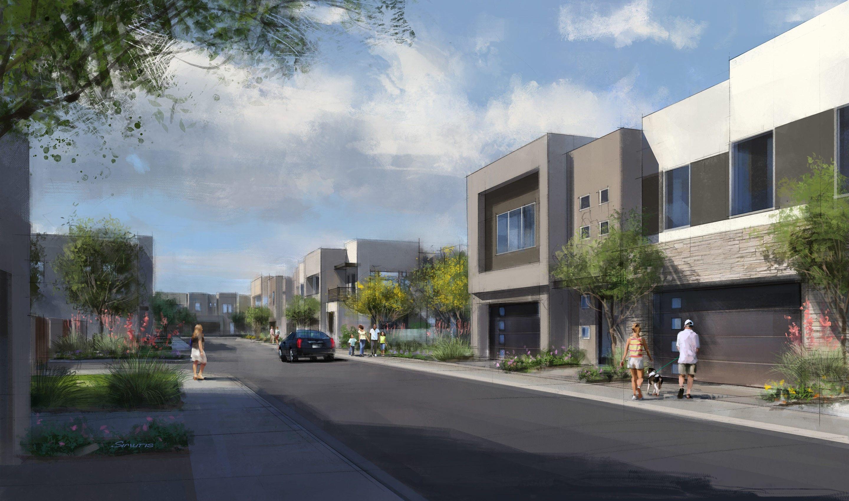 Unique la famille pour l Vente à Prelude 1569 North 69th Place, Homesite 19 Scottsdale, Arizona 85251 United States