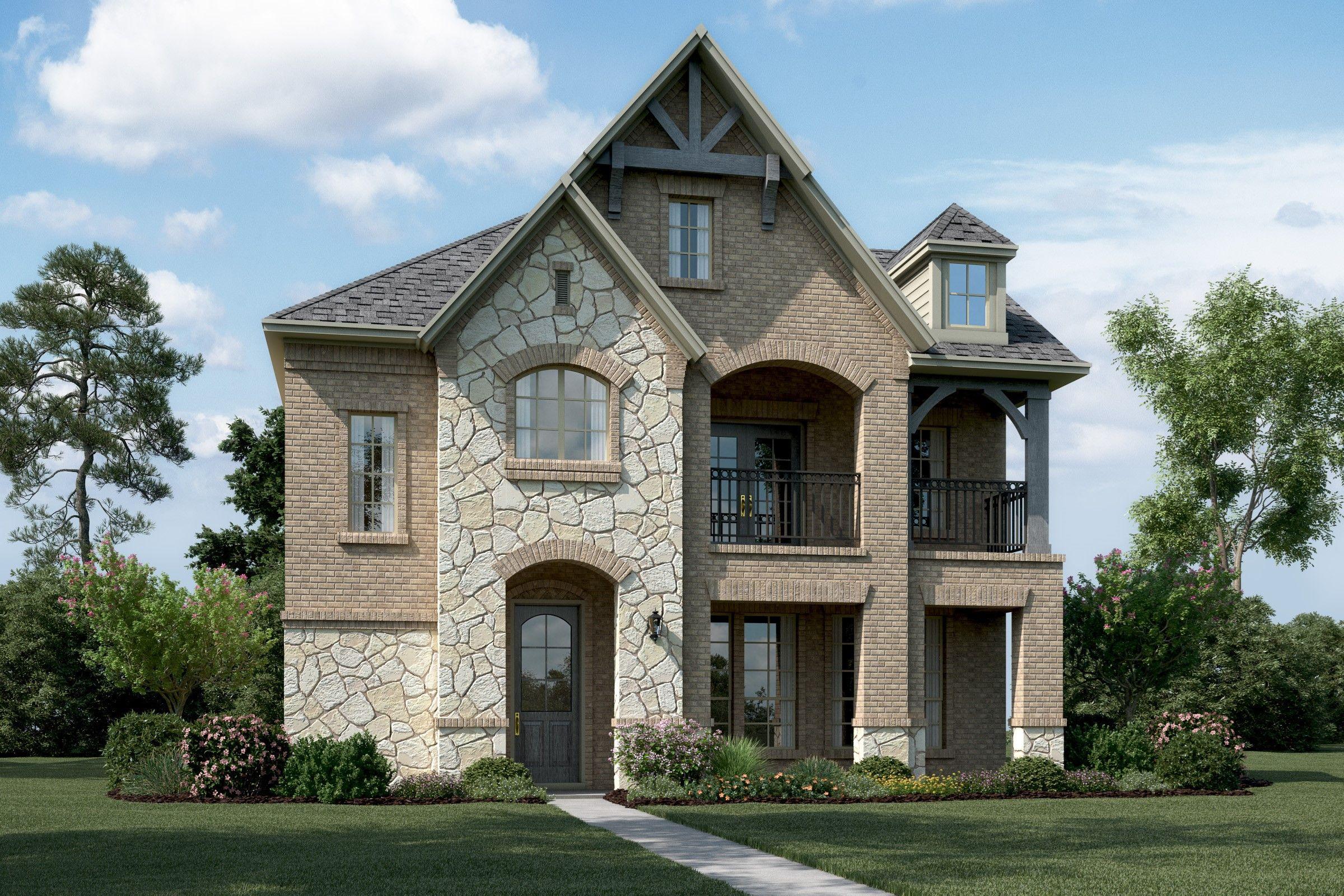Single Family for Sale at Palisades - Castlebury 2488 Castle Ridge Drive Richardson, Texas 75080 United States