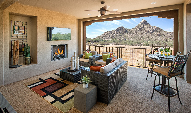Multi Family للـ Sale في Meridian 26638 North 104th Place, Homesite 8 Scottsdale, Arizona 85255 United States