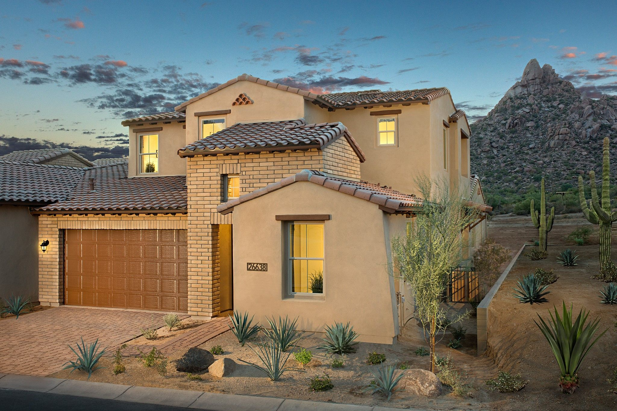 Plusieurs Familles pour l Vente à Ascent 26770 North 104th Way, Homesite 34 Scottsdale, Arizona 85262 United States