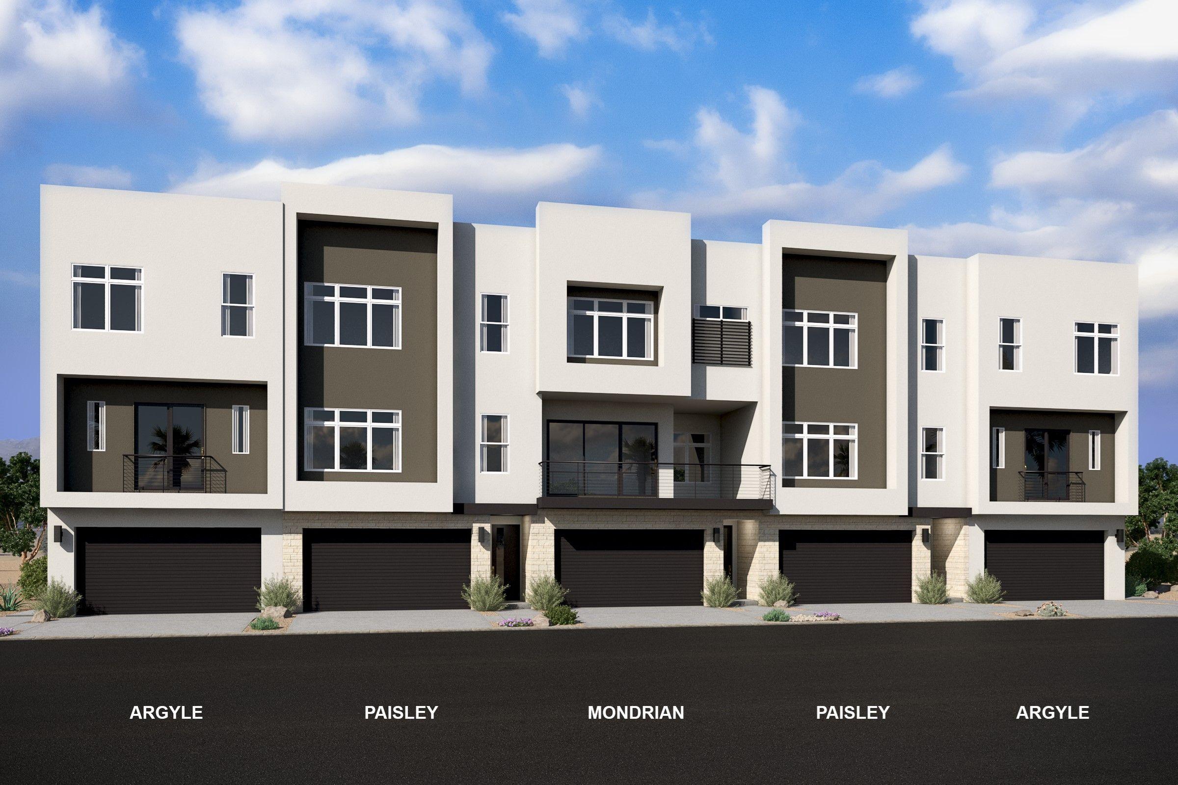 Multi Family for Sale at Paisley 3112 North 71st Street, Homesite 5 Scottsdale, Arizona 85251 United States