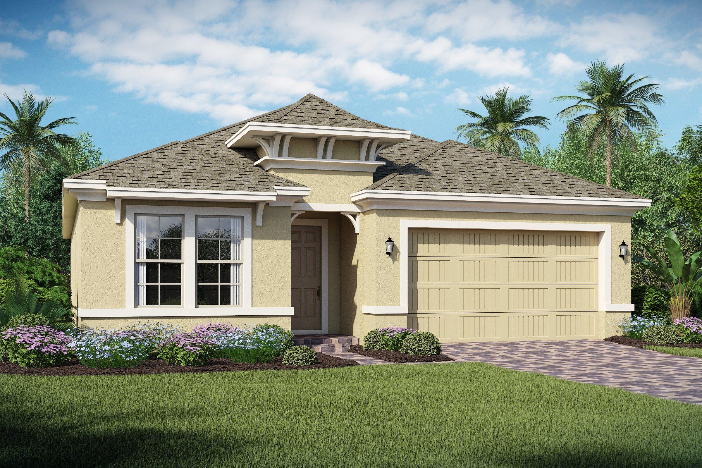 Single Family for Sale at Saint Lucia 4902 Tortuga Street, Homesite 167 St. Cloud, Florida 34771 United States