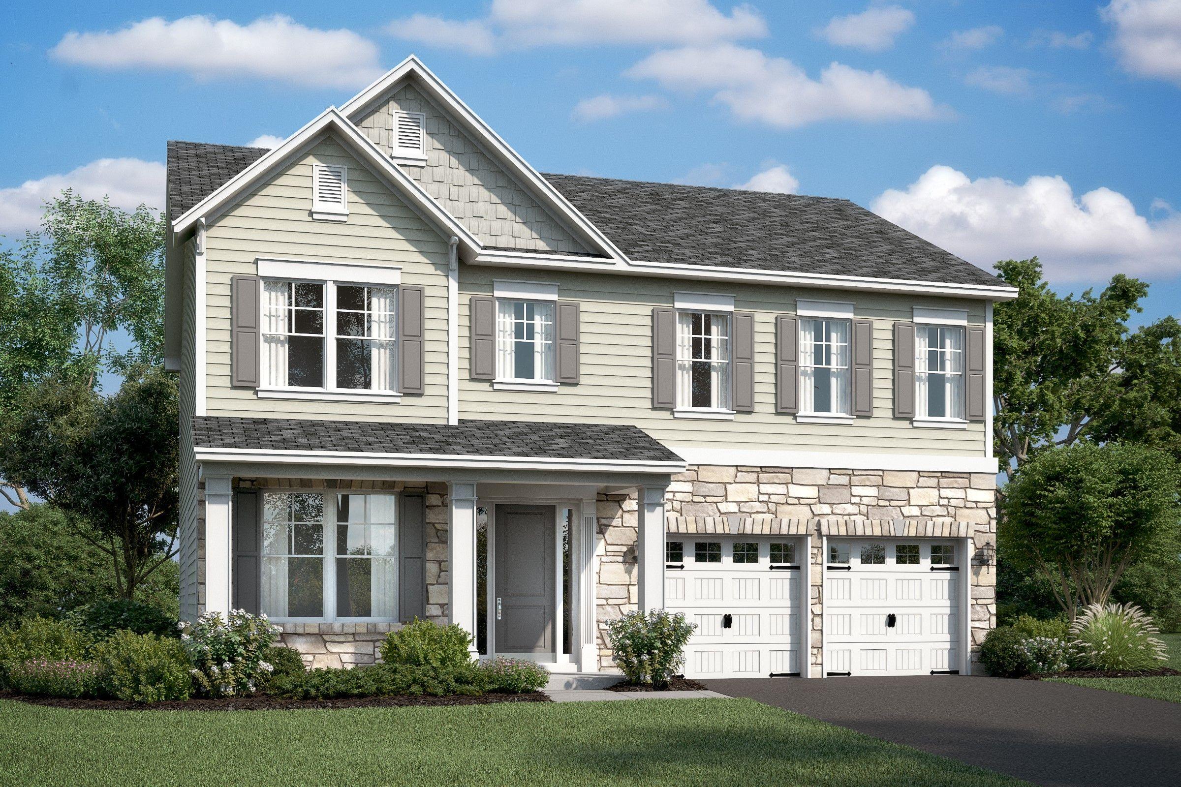 21 Eden Terrace Lane, Homesite 6, Catonsville, MD Homes & Land - Real Estate