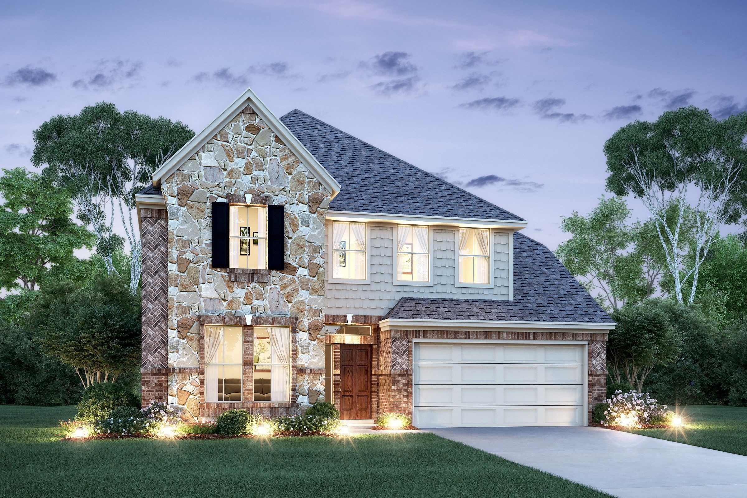 Single Family for Sale at Bayou Lakes - Leo 1804 Cranston Grove Drive Dickinson, Texas 77539 United States