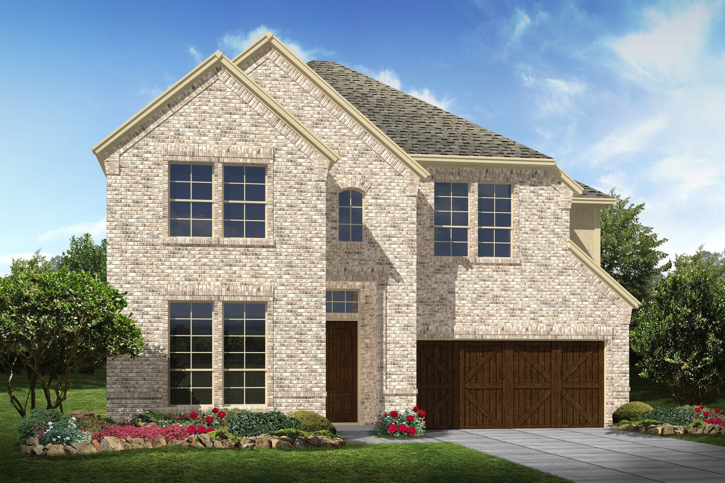 Single Family for Sale at Glade Parks - Summerwood Iii 2608 San Jacinto Drive Euless, Texas 76039 United States
