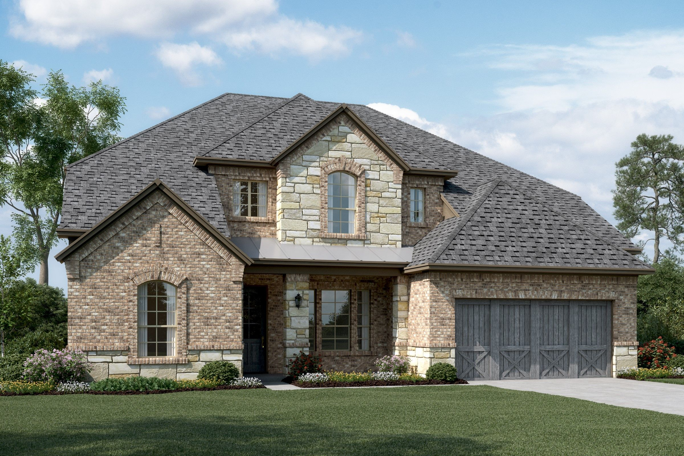 Single Family for Sale at Liberty - Graystone Ii 2711 Independence Drive Melissa, Texas 75454 United States