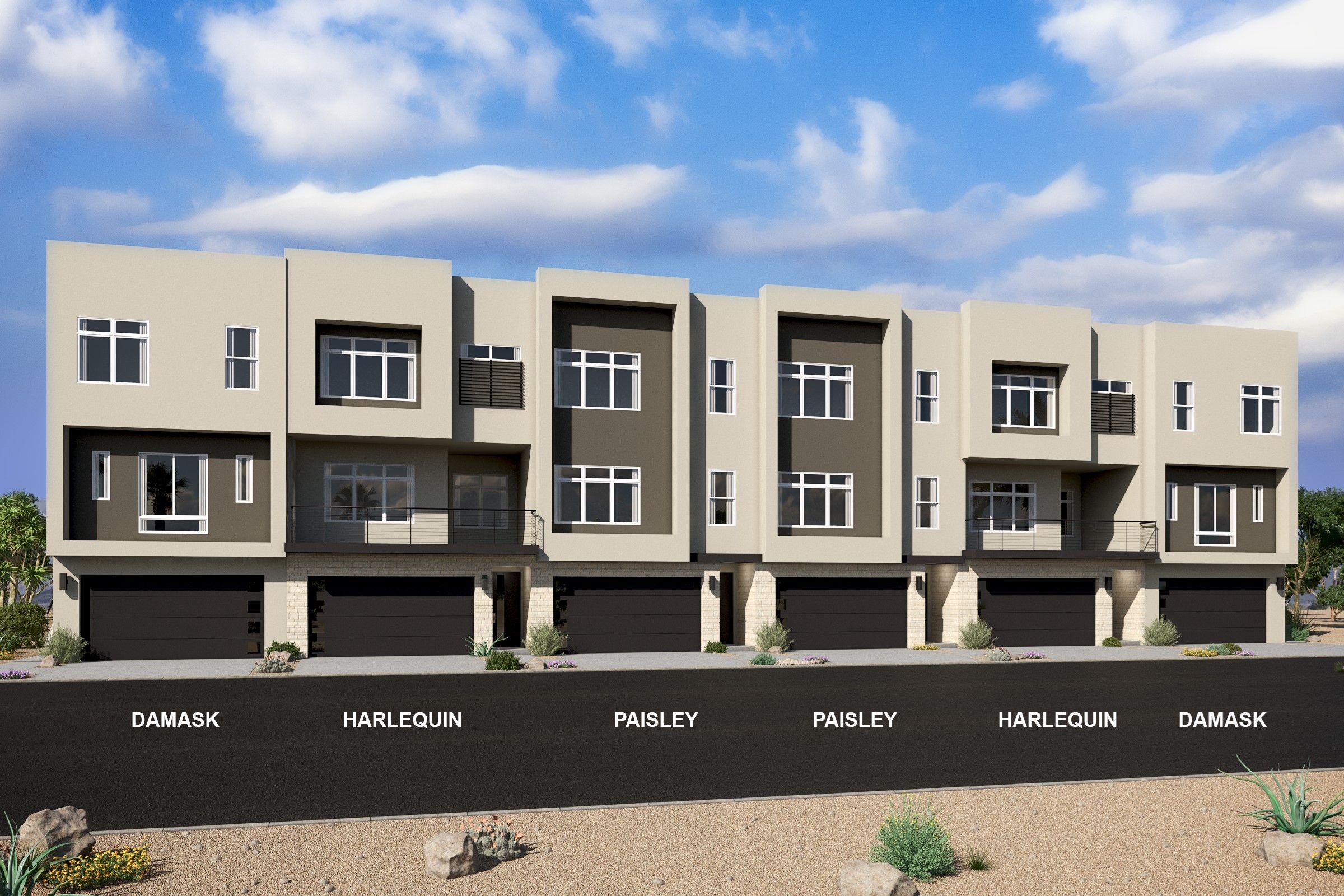 Multi Family للـ Sale في Damask 6850 East Mcdowell Road, Homesite 15 Scottsdale, Arizona 85257 United States