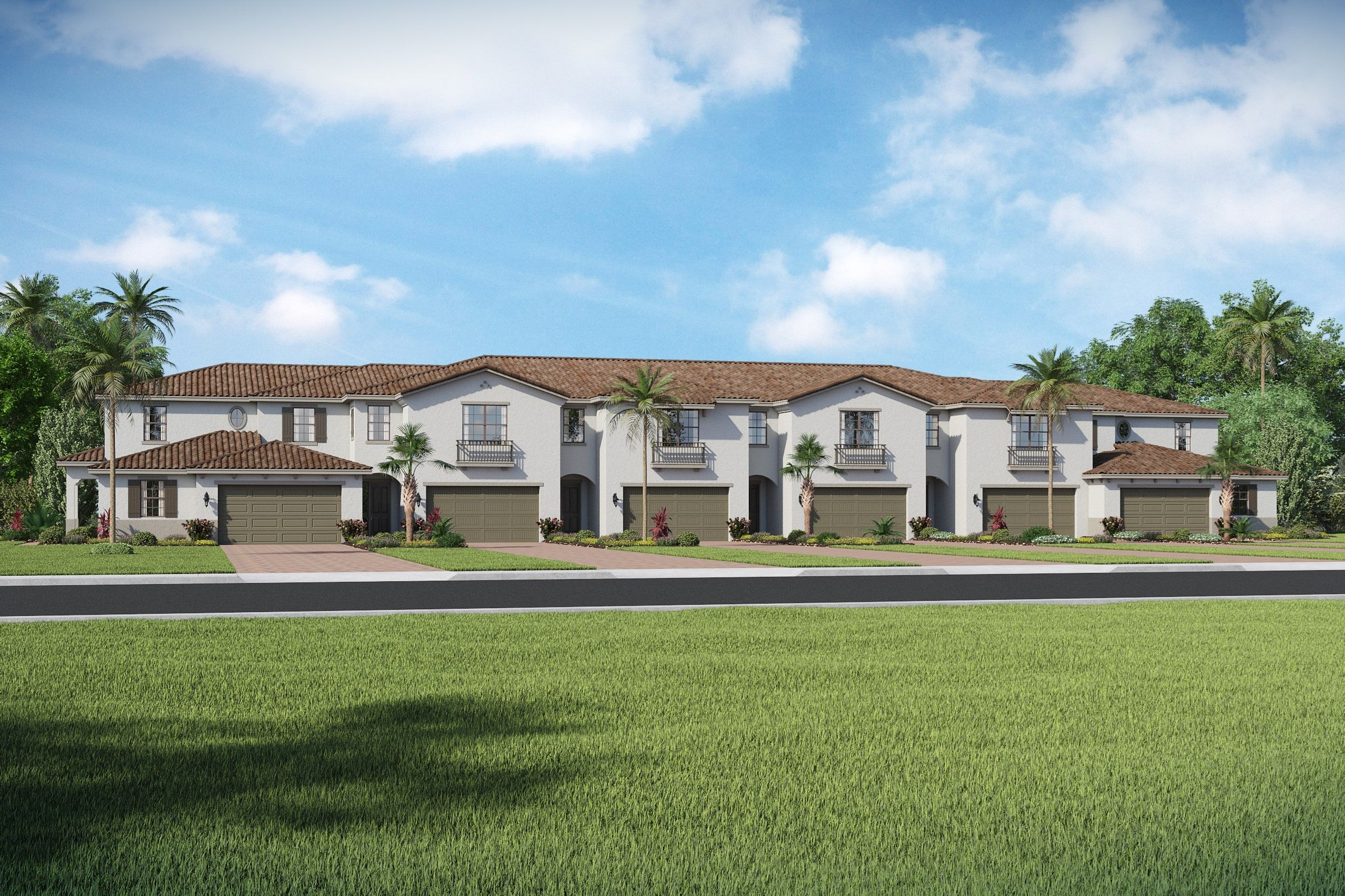 Plusieurs Familles pour l Vente à Callista Ii 10206 Akenside Drive, Homesite 21 Boca Raton, Florida 33428 United States