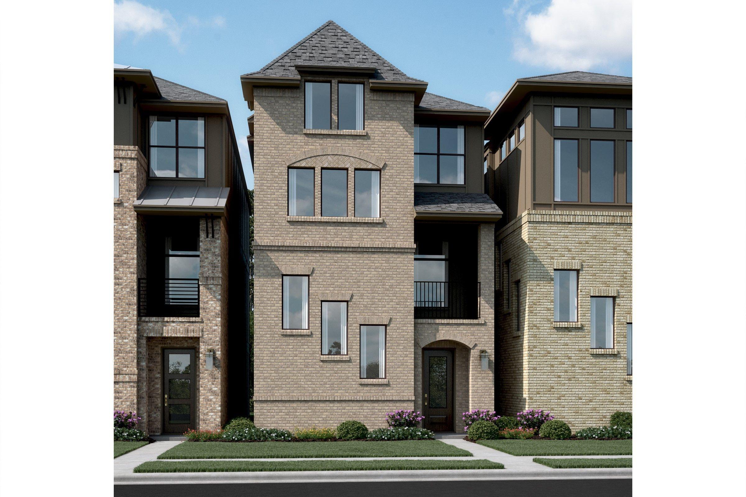 8221 Folcroft Lane, Homesite 34, Dallas Northeast, TX Homes & Land - Real Estate