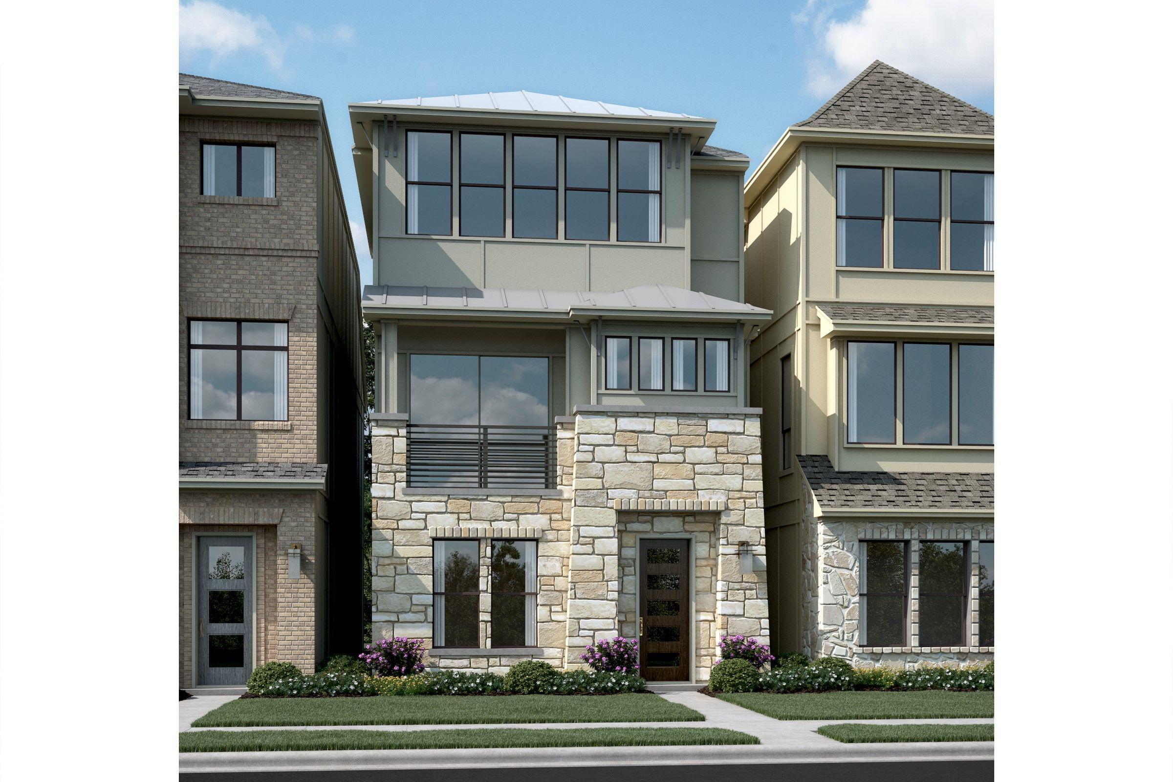 8215 Folcroft Lane, Homesite 35, Dallas Northeast, TX Homes & Land - Real Estate