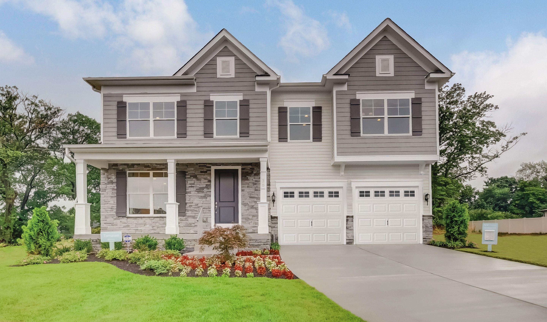 Single Family for Active at Tomasen 6 Eden Terrace Lane, Homesite 23 Catonsville, Maryland 21228 United States